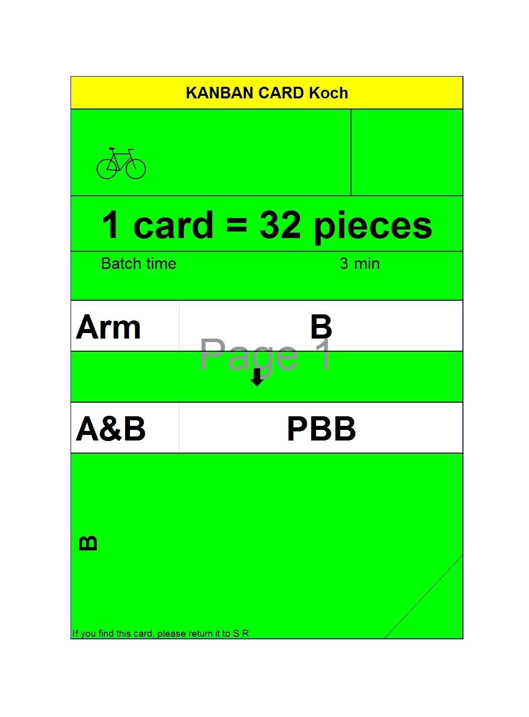Free kanban card 06