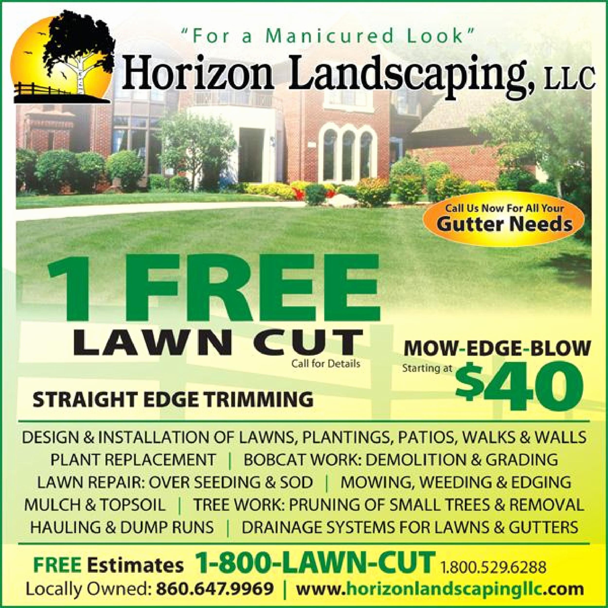 Free lawn care flyer 26