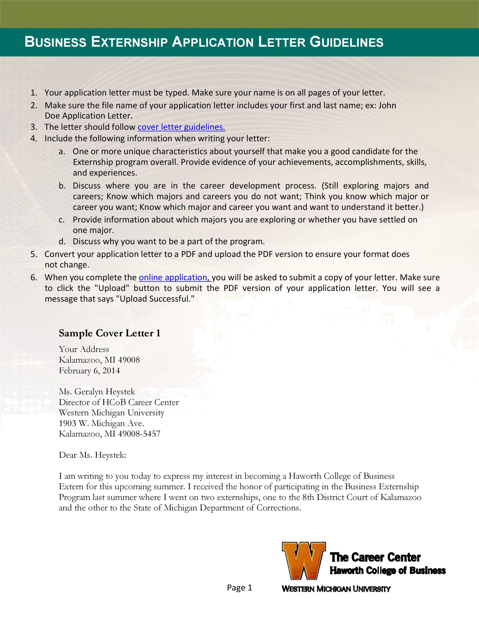 Free letter of application 28