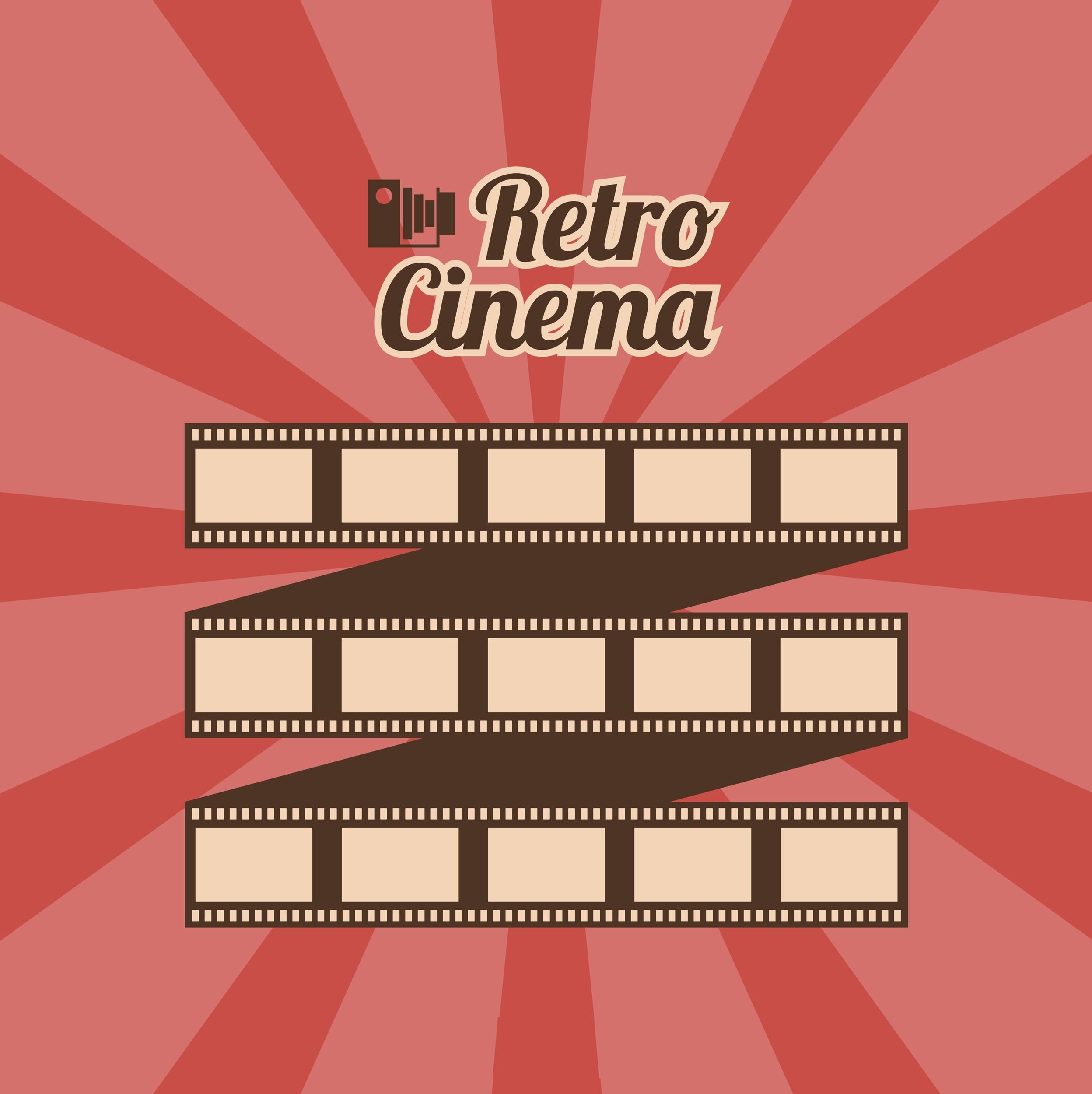 Free movie poster template 09