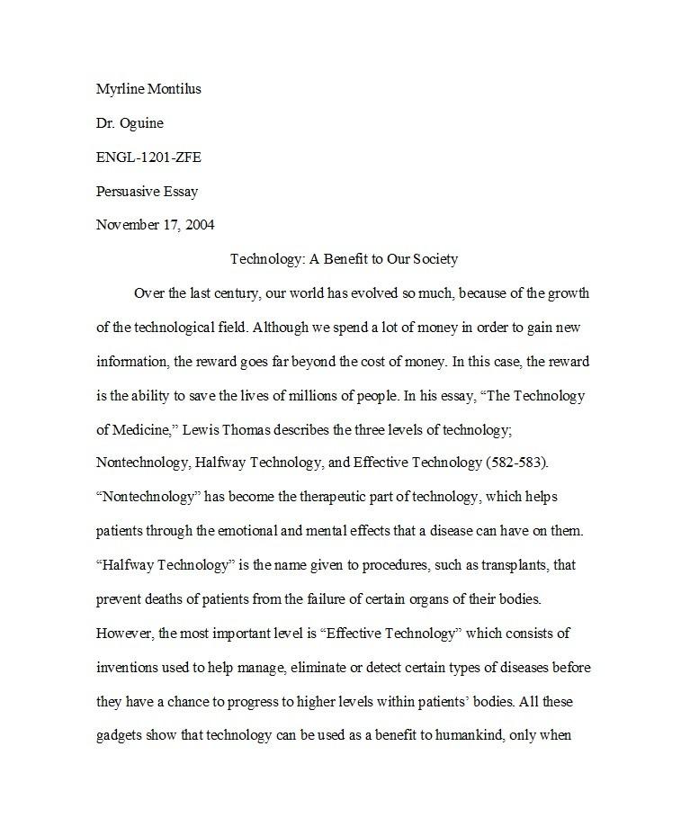 Free persuasive essay example 24