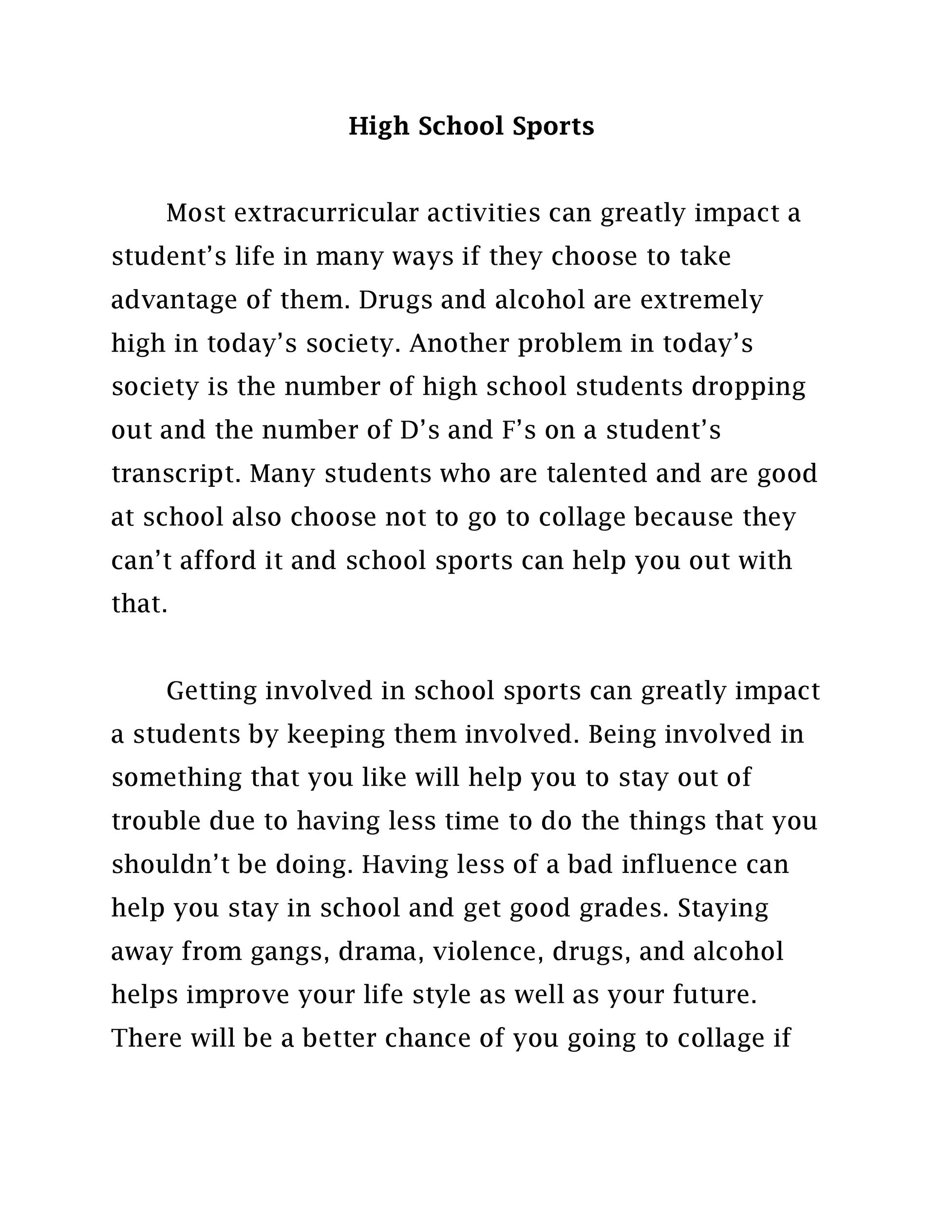 Free persuasive essay example 31