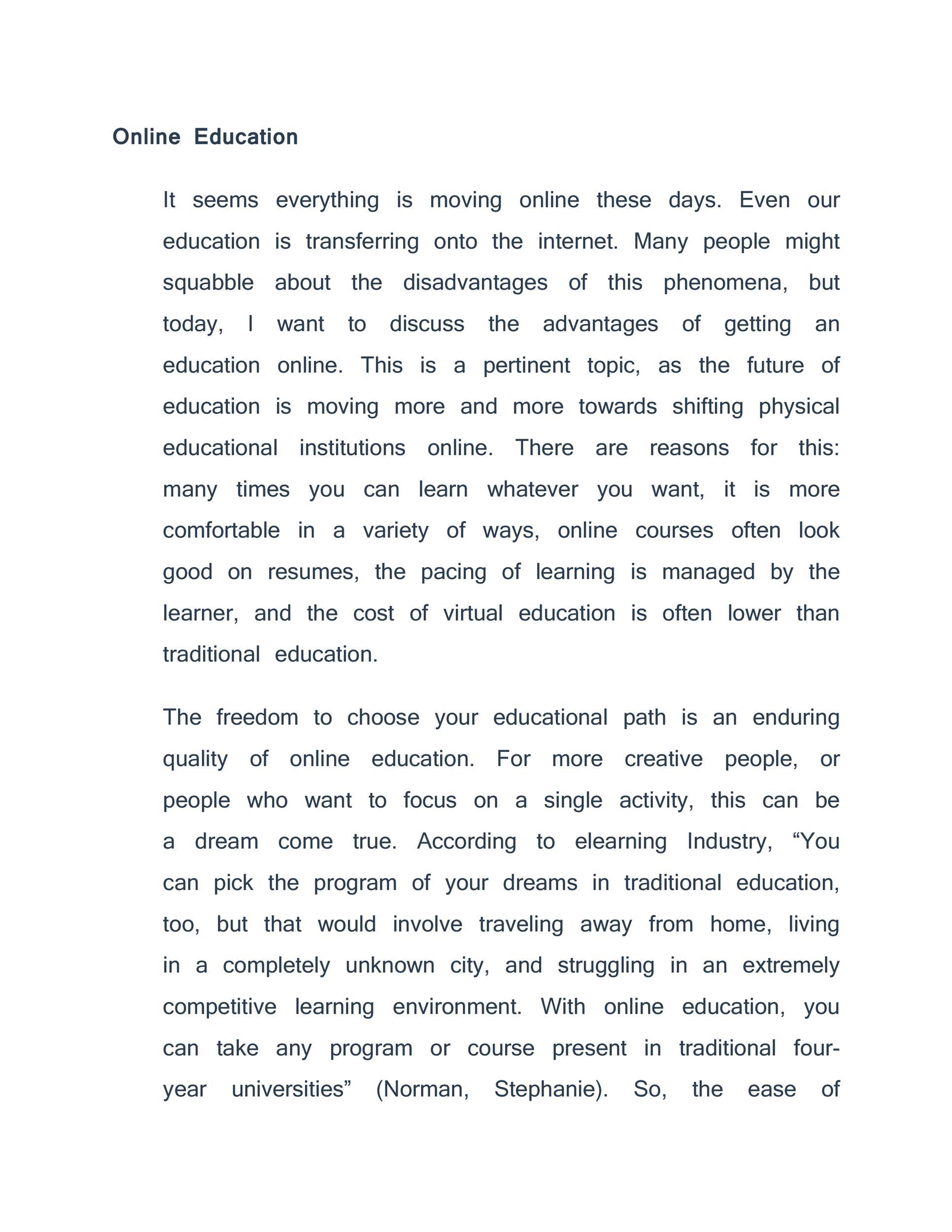 Free persuasive essay example 43