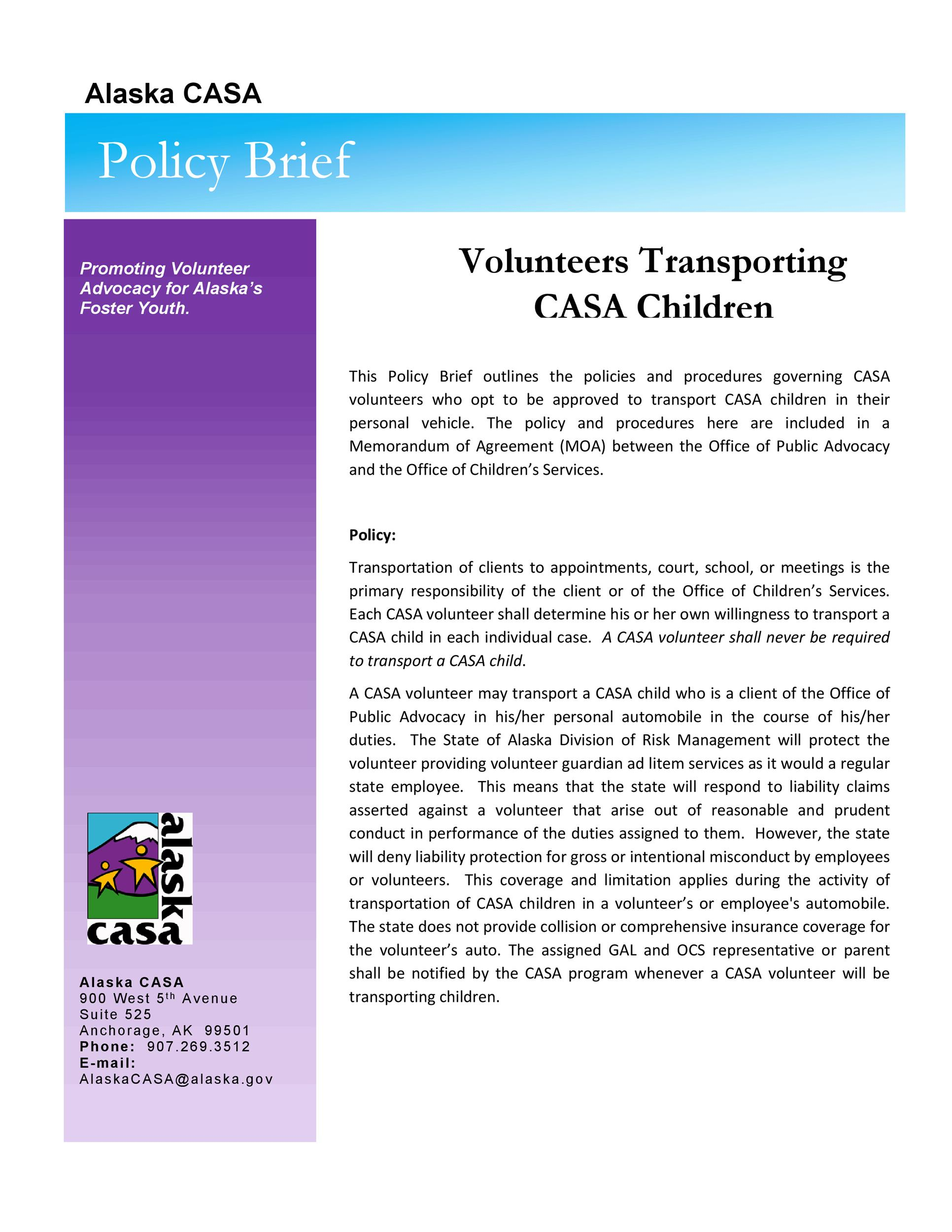 Free policy brief template 23