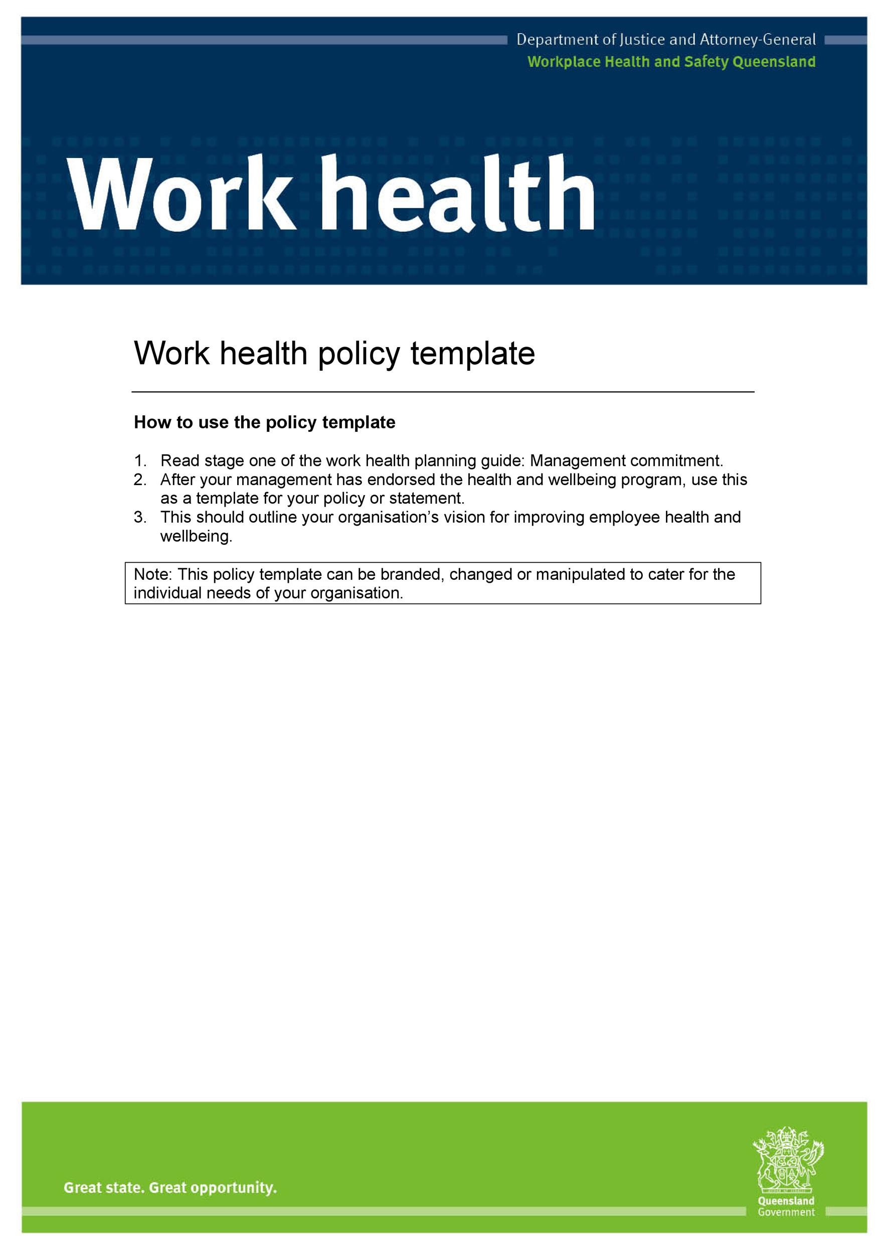 Free policy proposal template 19