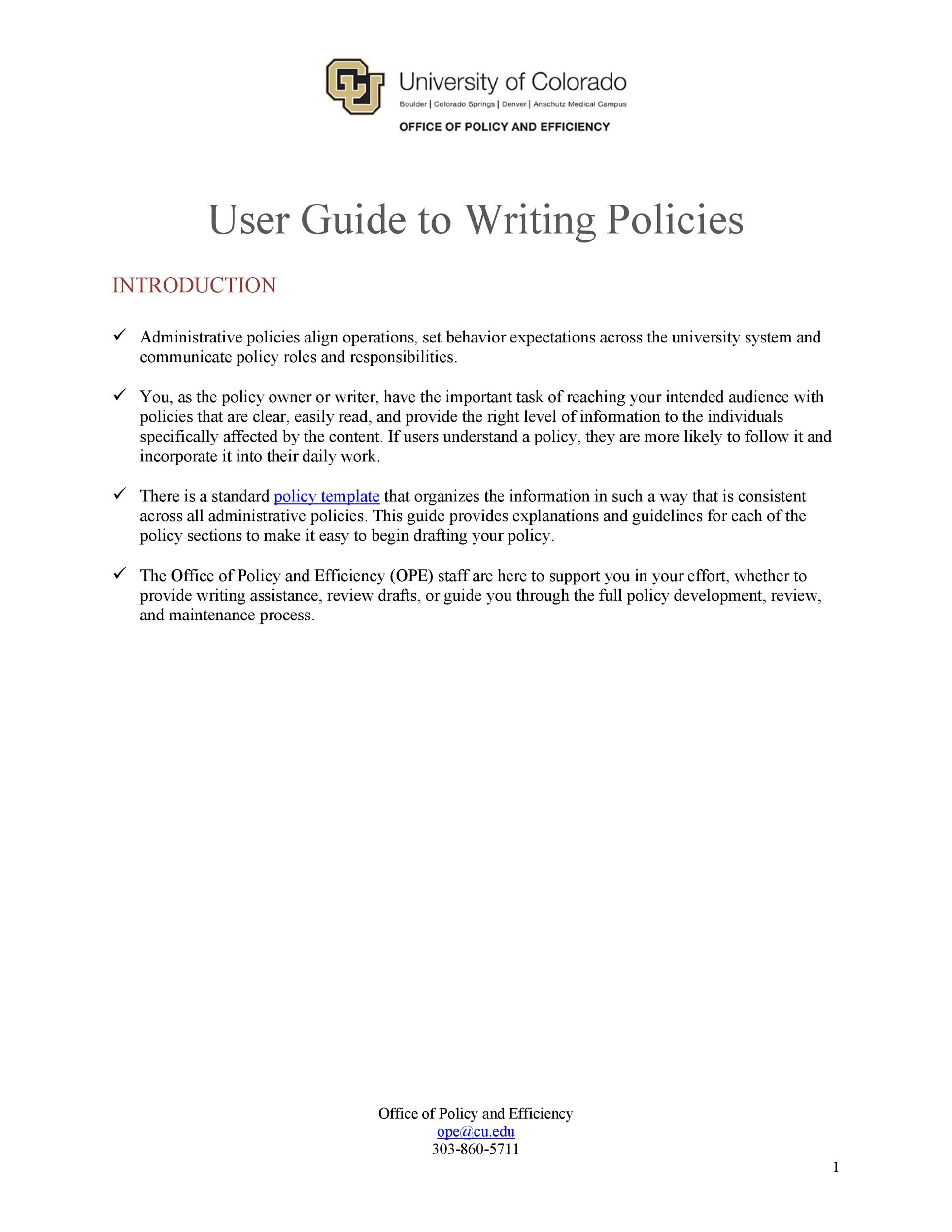 Free policy proposal template 21