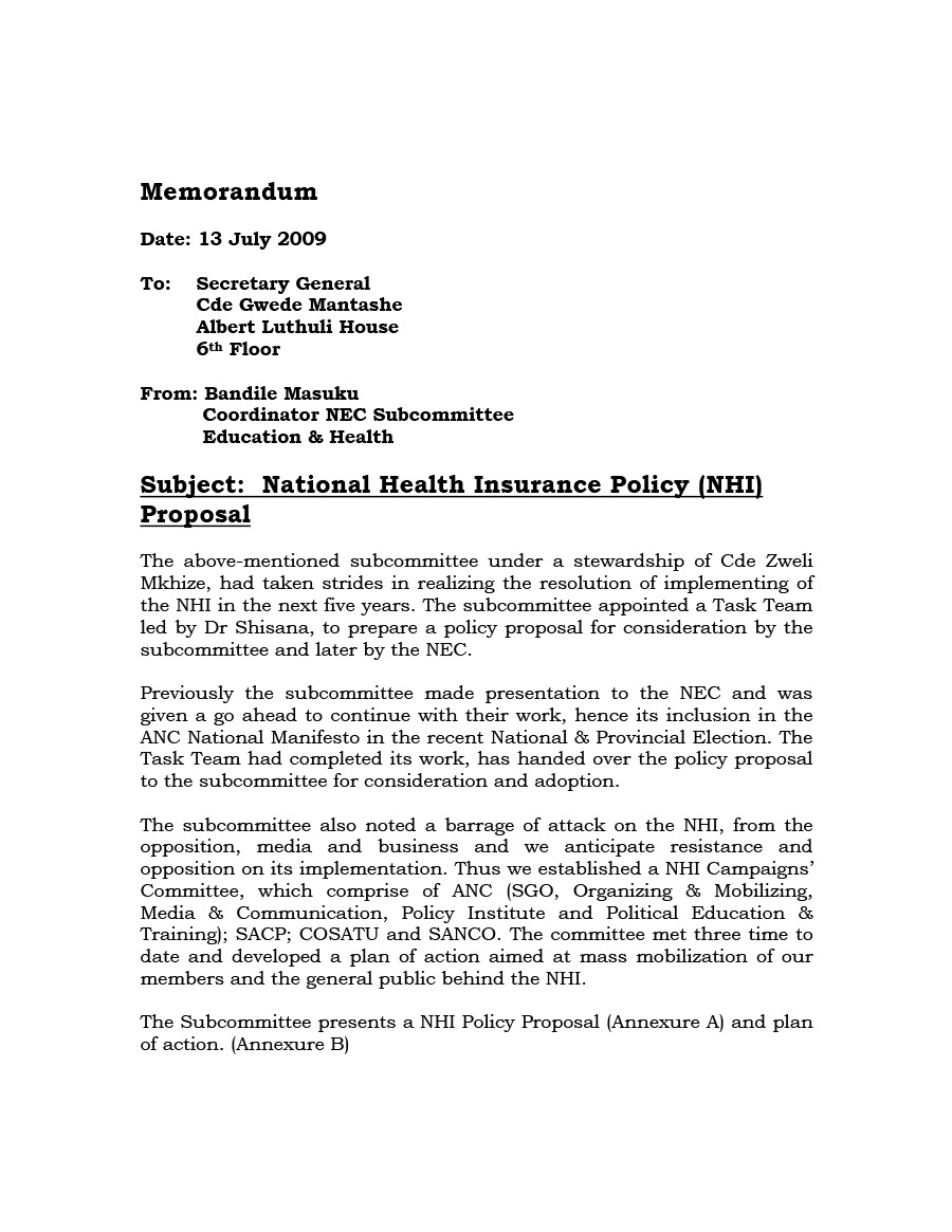 Free policy proposal template 22