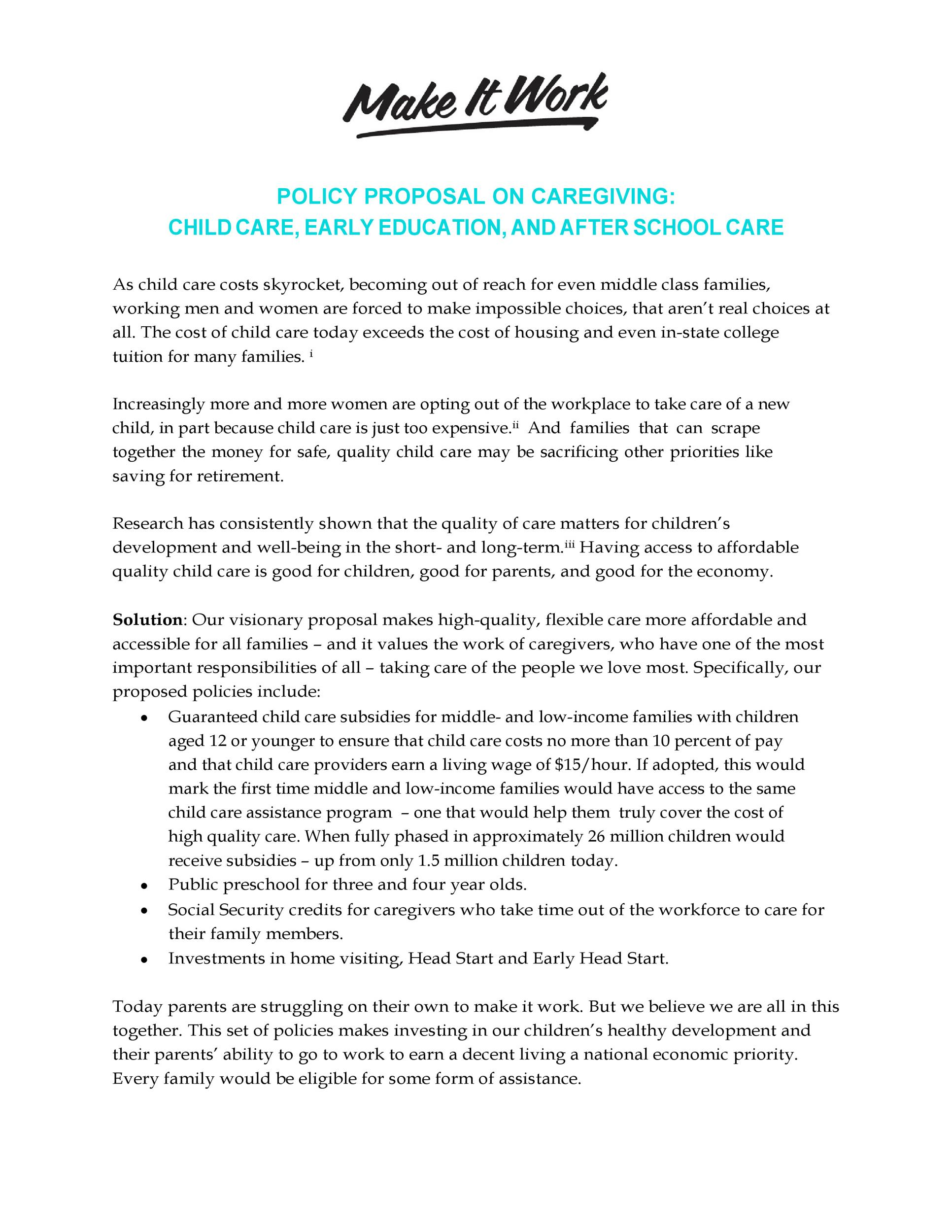 Free policy proposal template 26