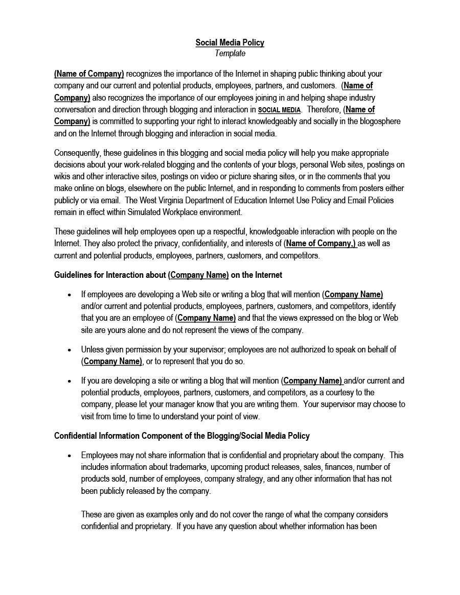 Free policy proposal template 32
