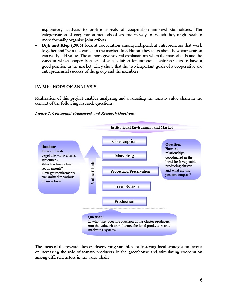 Free value chain analysis template 09