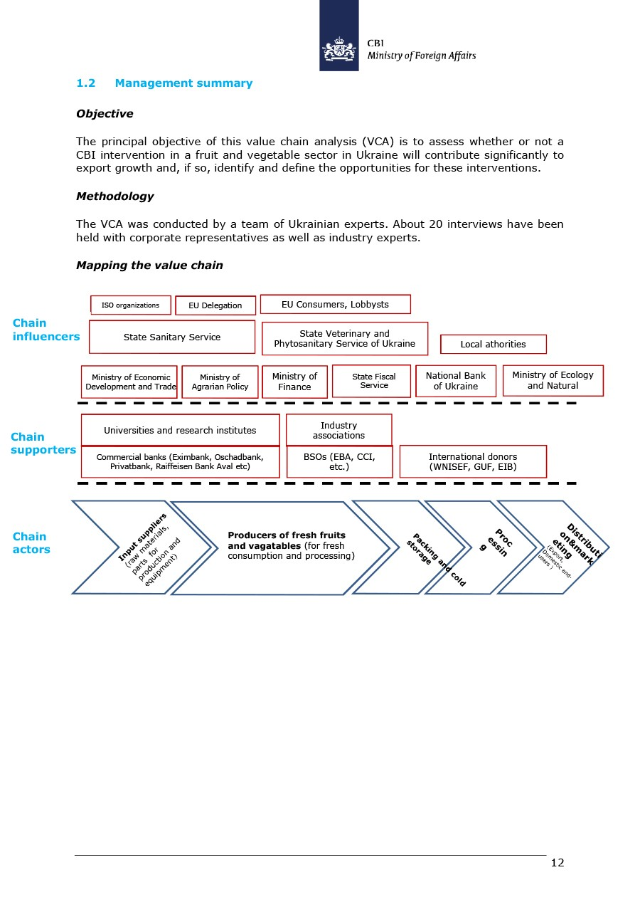 Free value chain analysis template 13