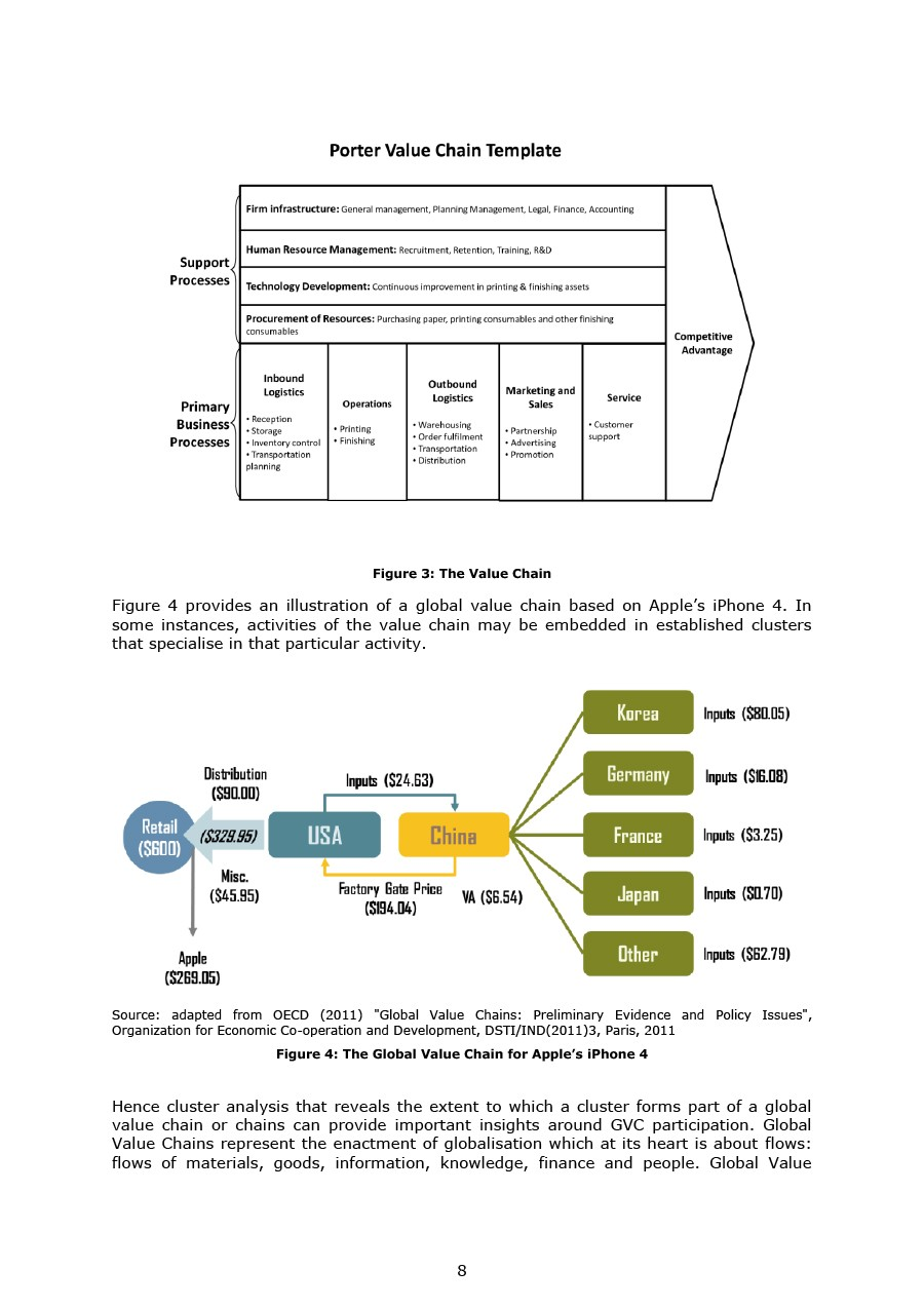 Free value chain analysis template 32
