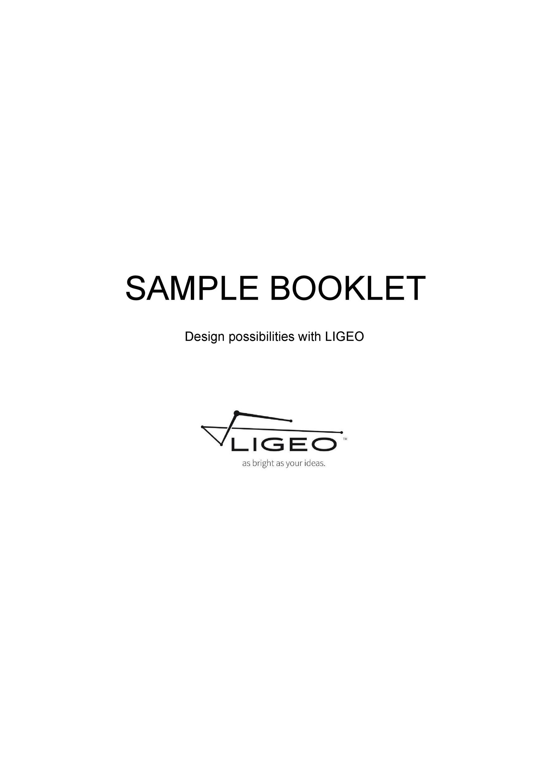 Free booklet template 50