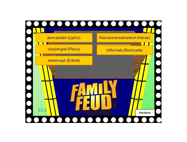 Free family feud template 11