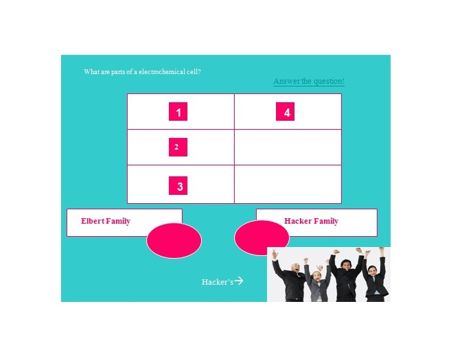 Free family feud template 12