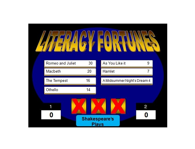 Free family feud template 22
