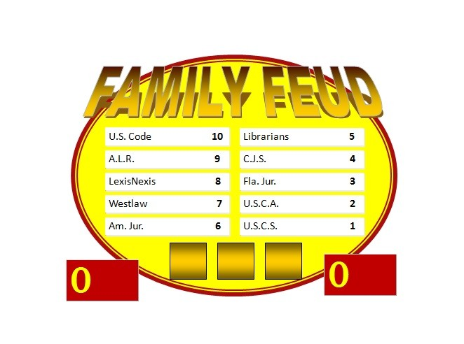 Free family feud template 24
