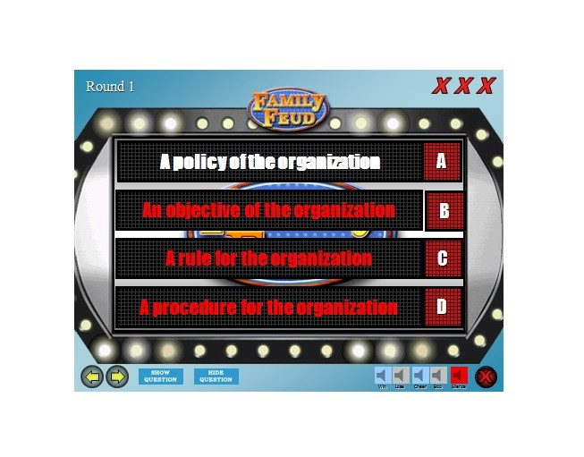 Free family feud template 26