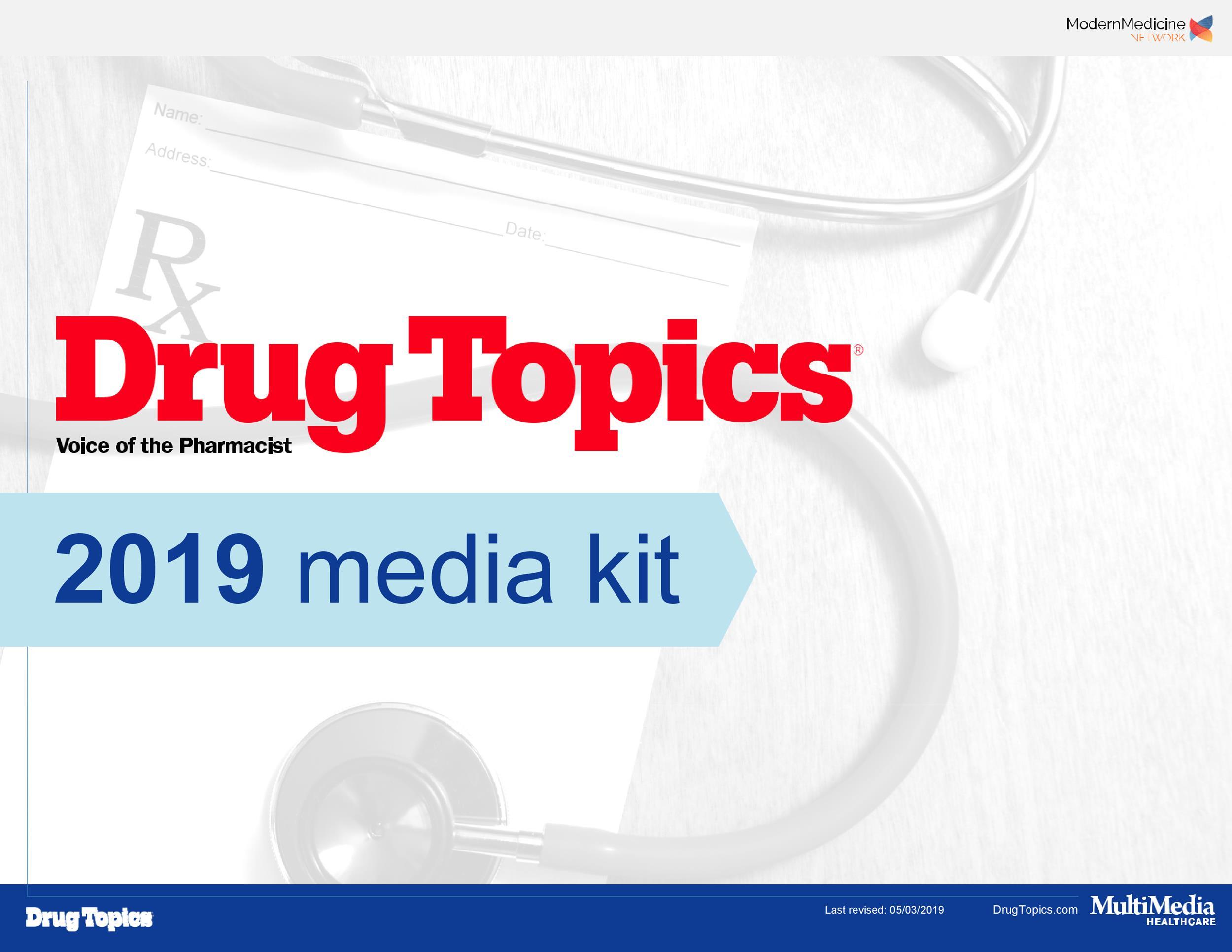 Free media kit template 08