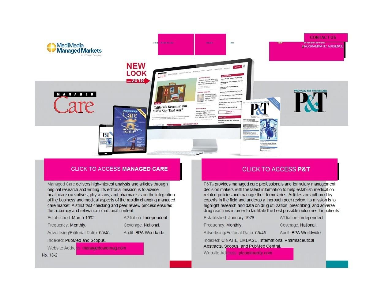 Free media kit template 09