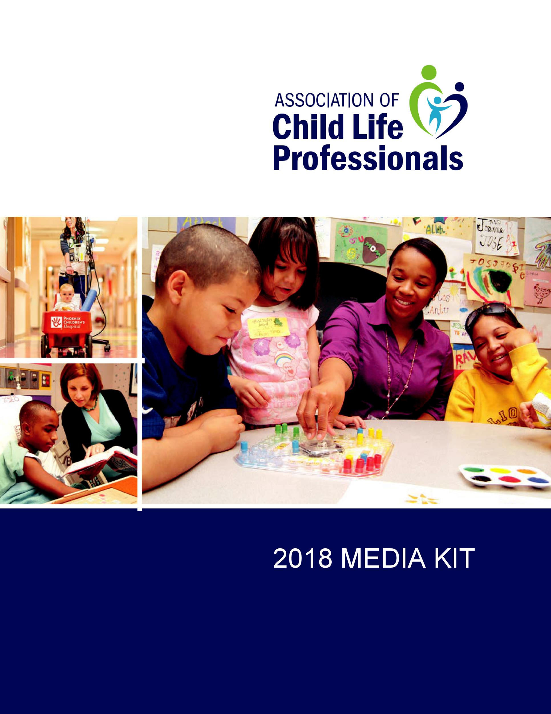 Free media kit template 14