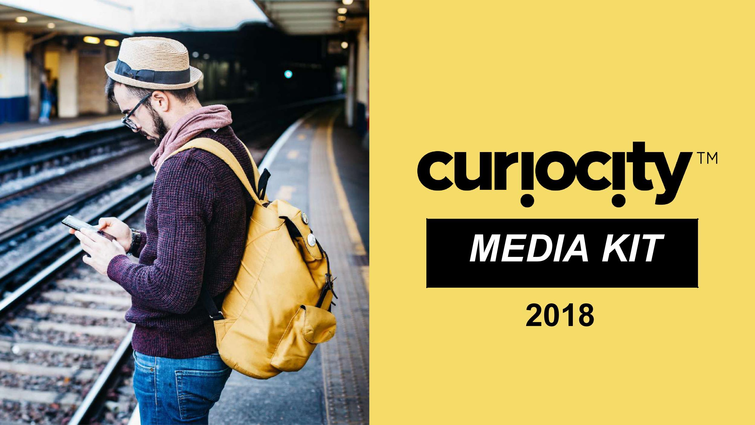 Free media kit template 18