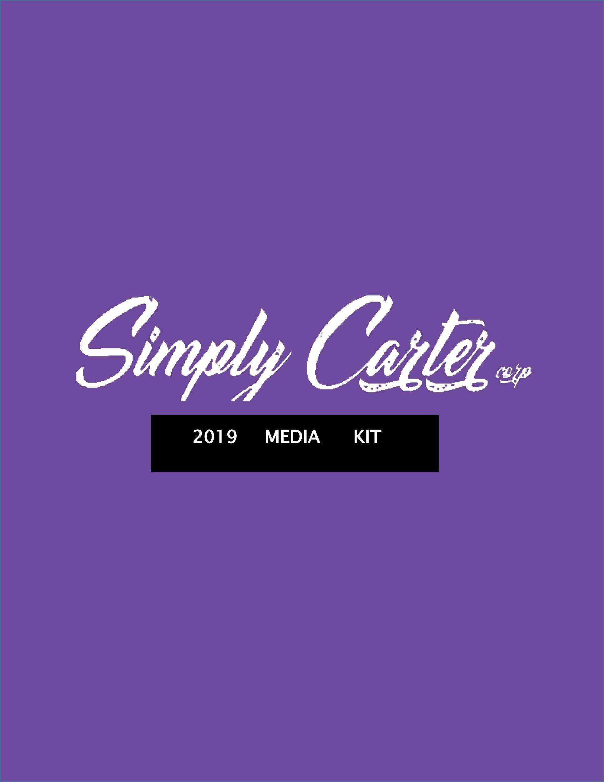 Free media kit template 22