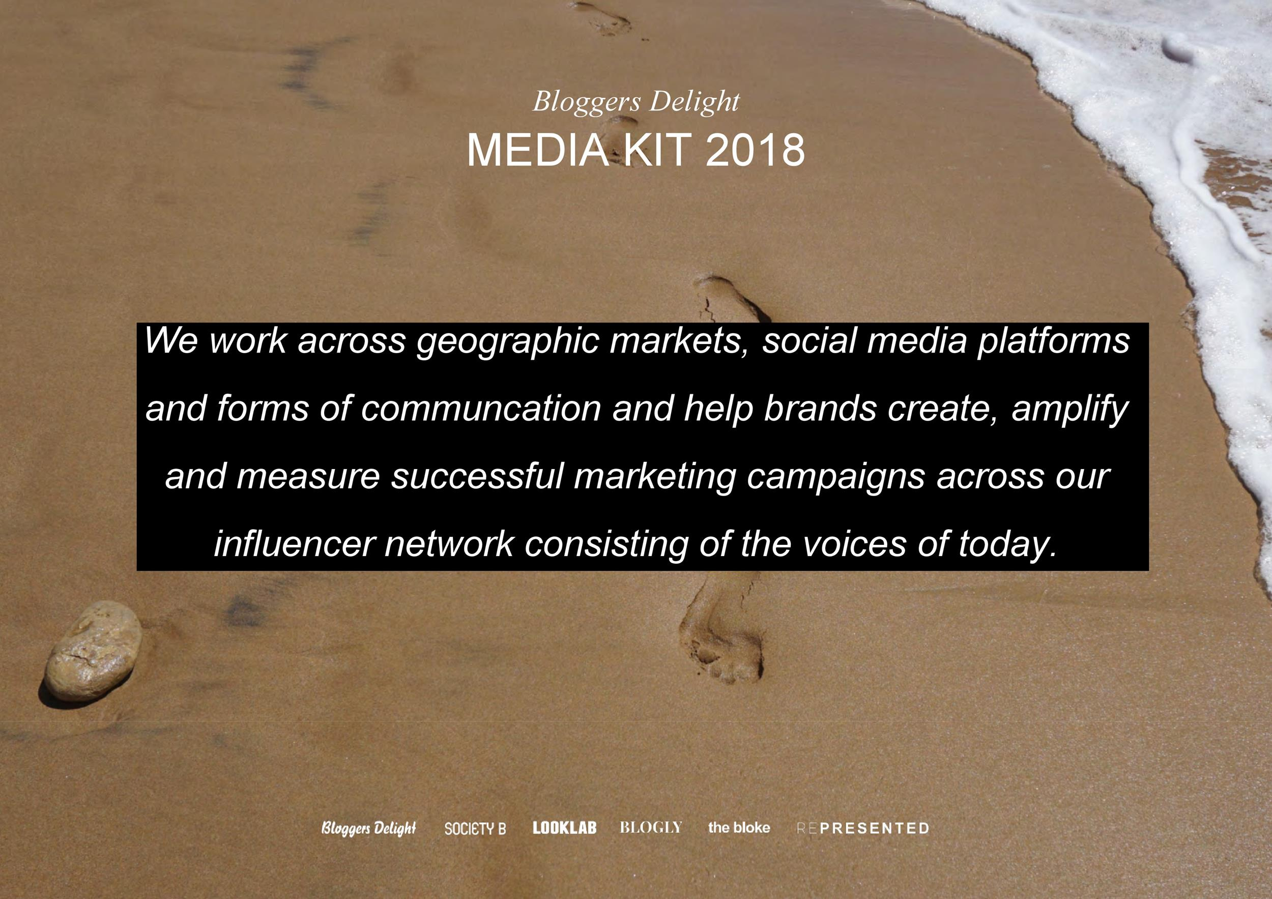 Free media kit template 23