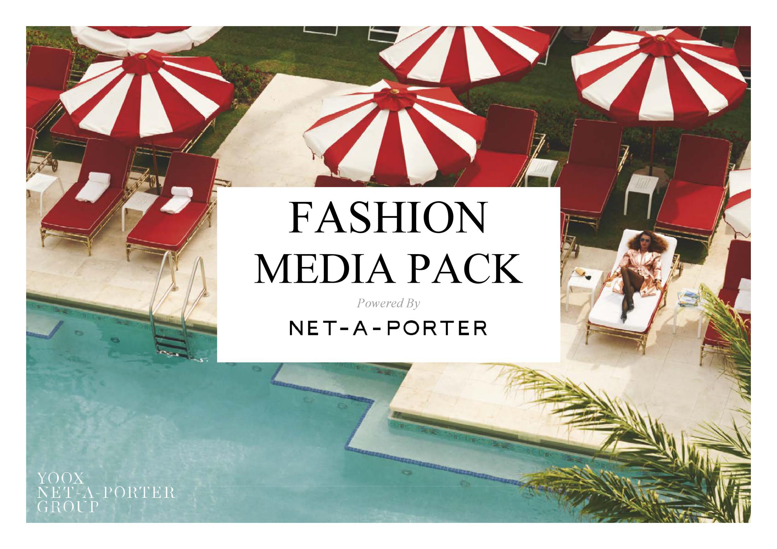 Free media kit template 29