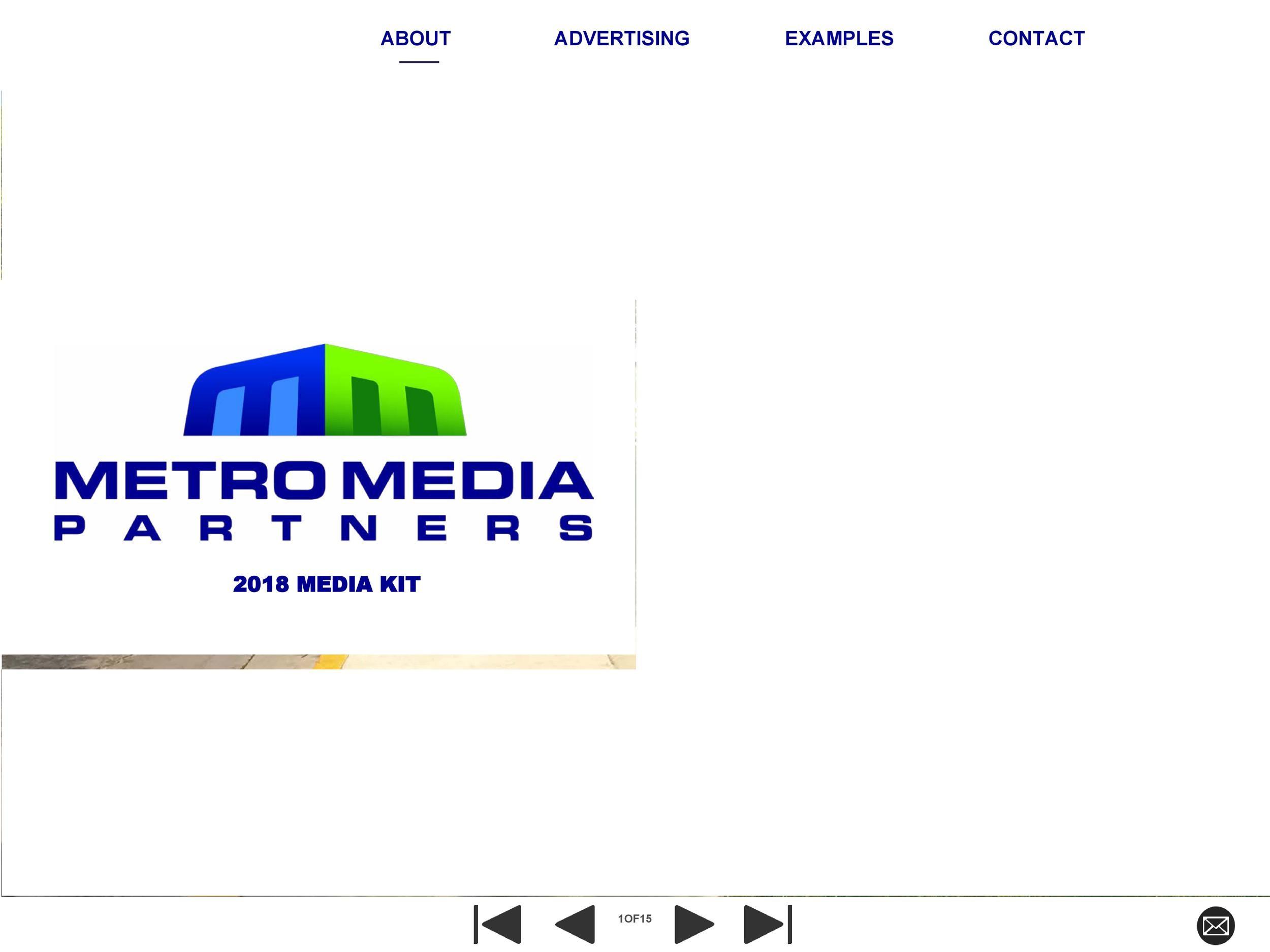 Free media kit template 43