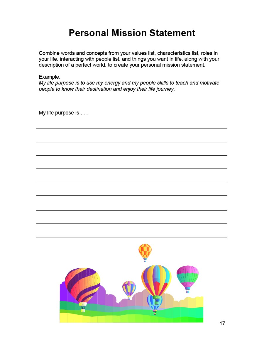 Free mission statement template 29