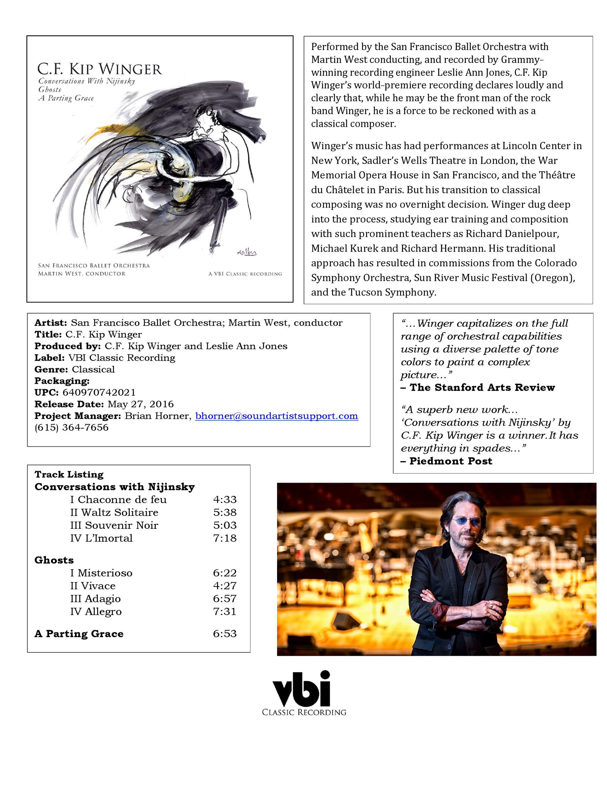 Free press kit template 05