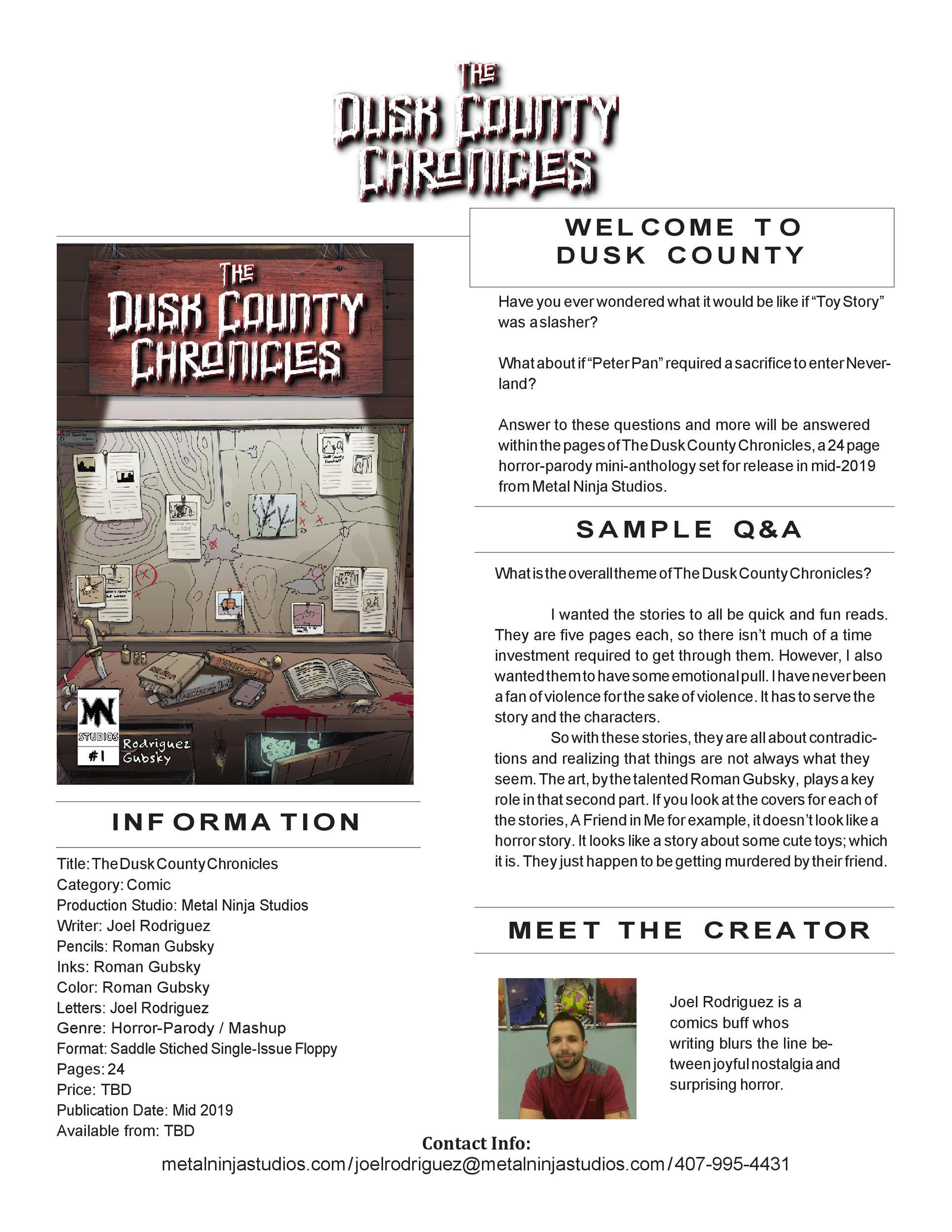 Free press kit template 11