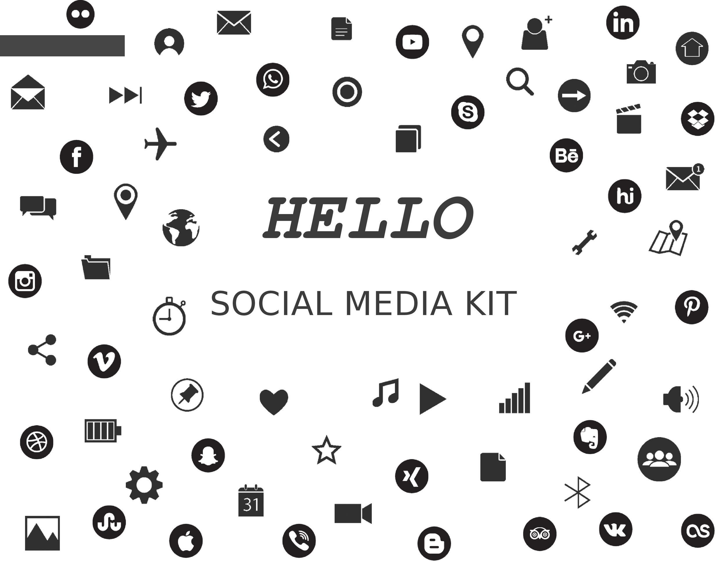 Free press kit template 18
