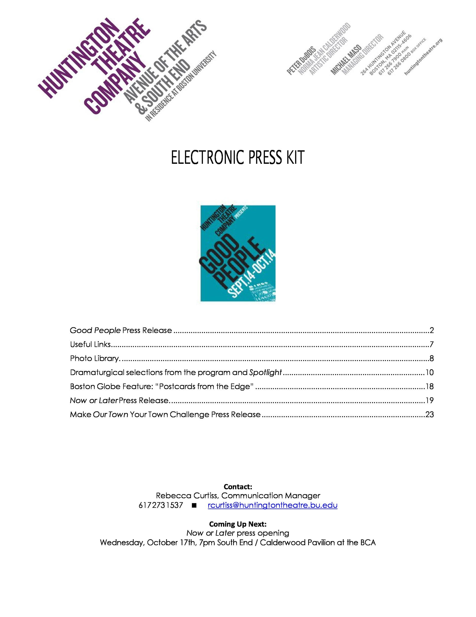 Free press kit template 32