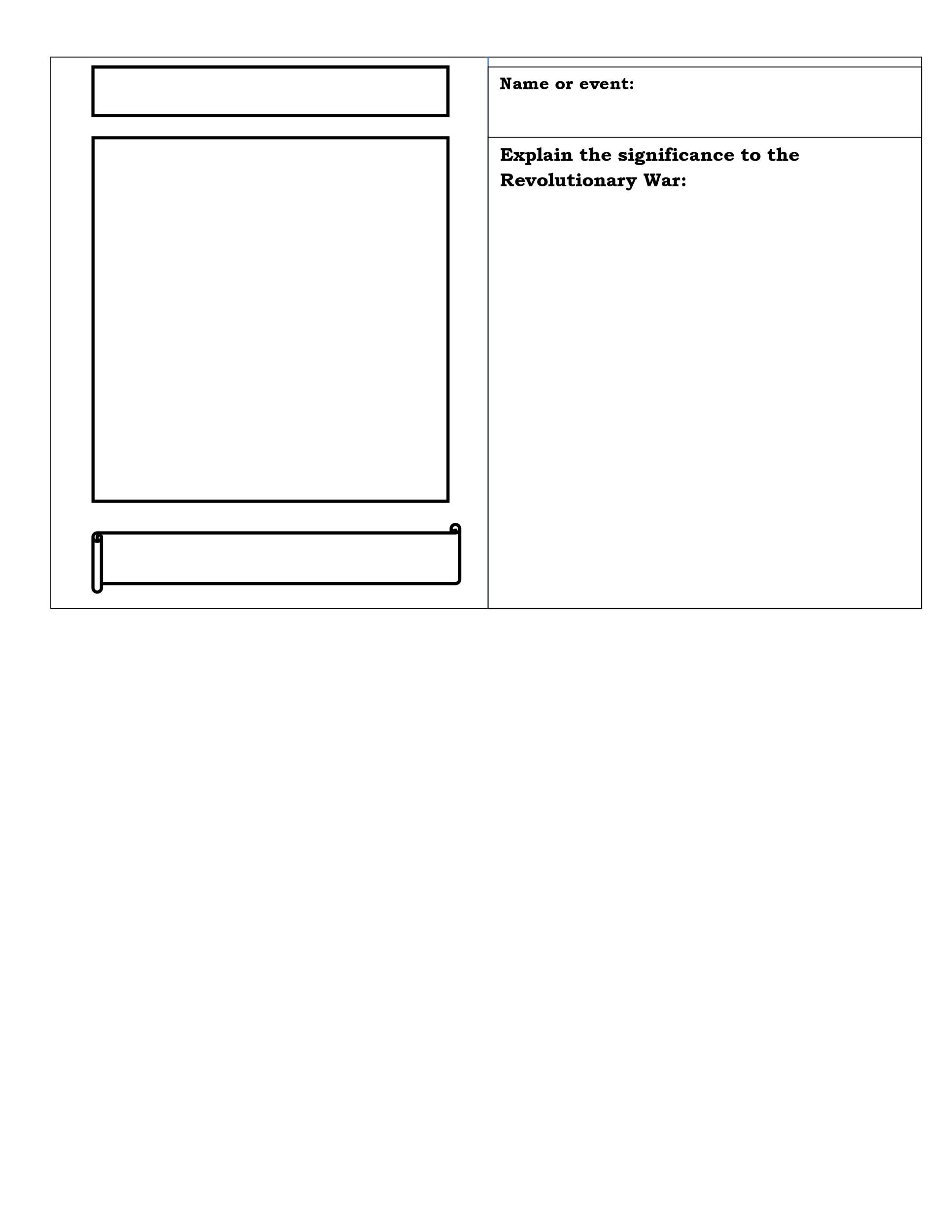 Free trading card template 12