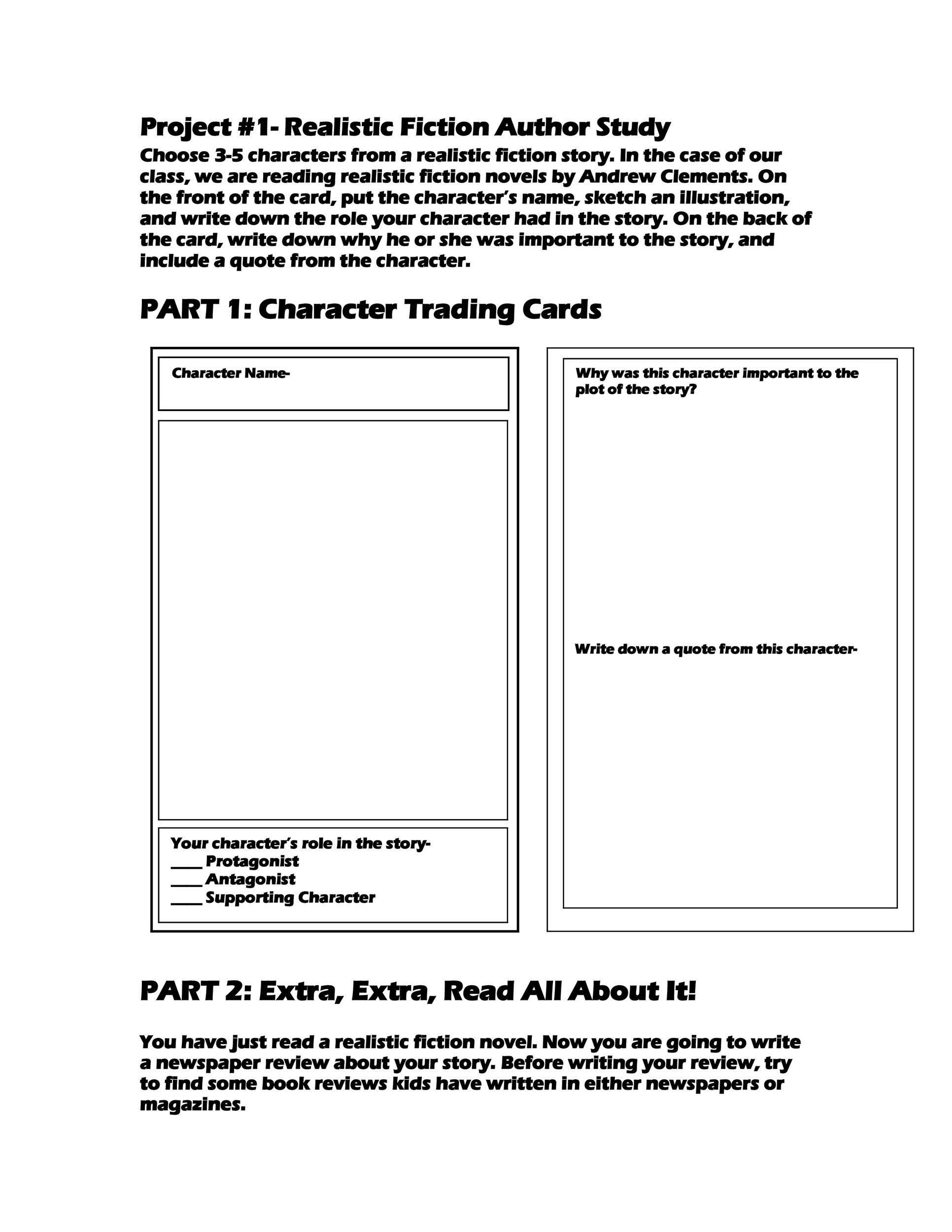 Trading Card Template Publisher from templatelab.com