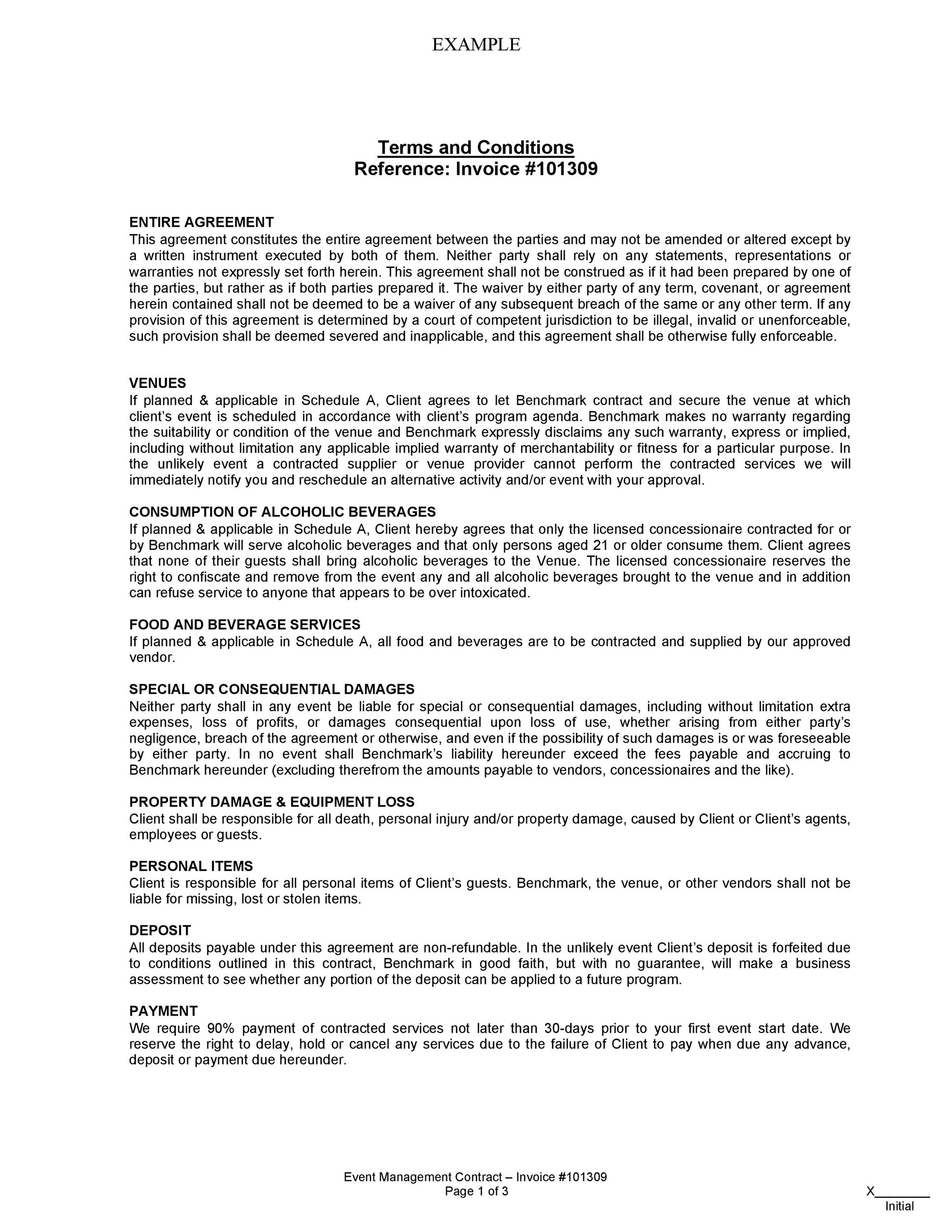 Free artist management contract 46