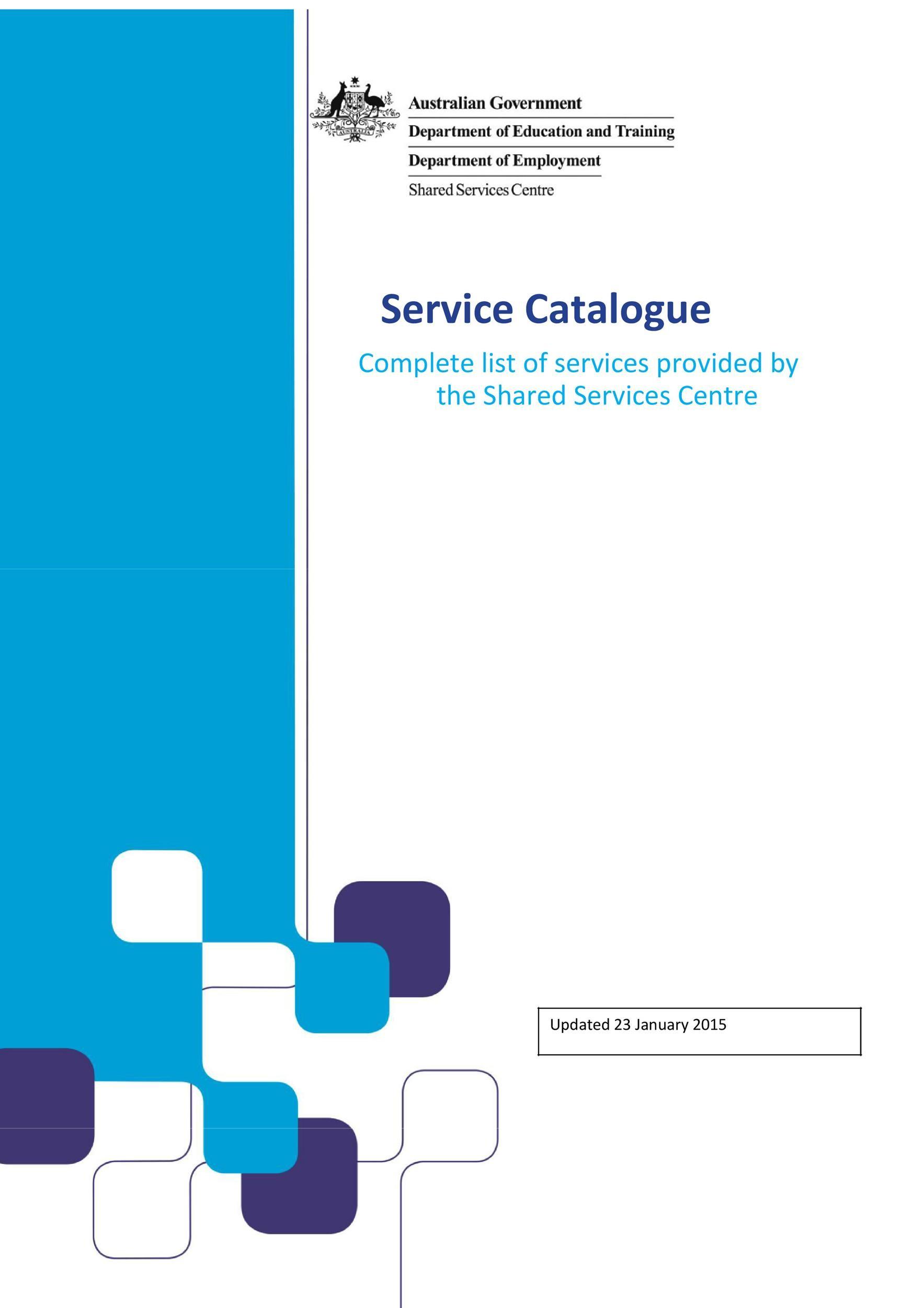 Free catalog template 31