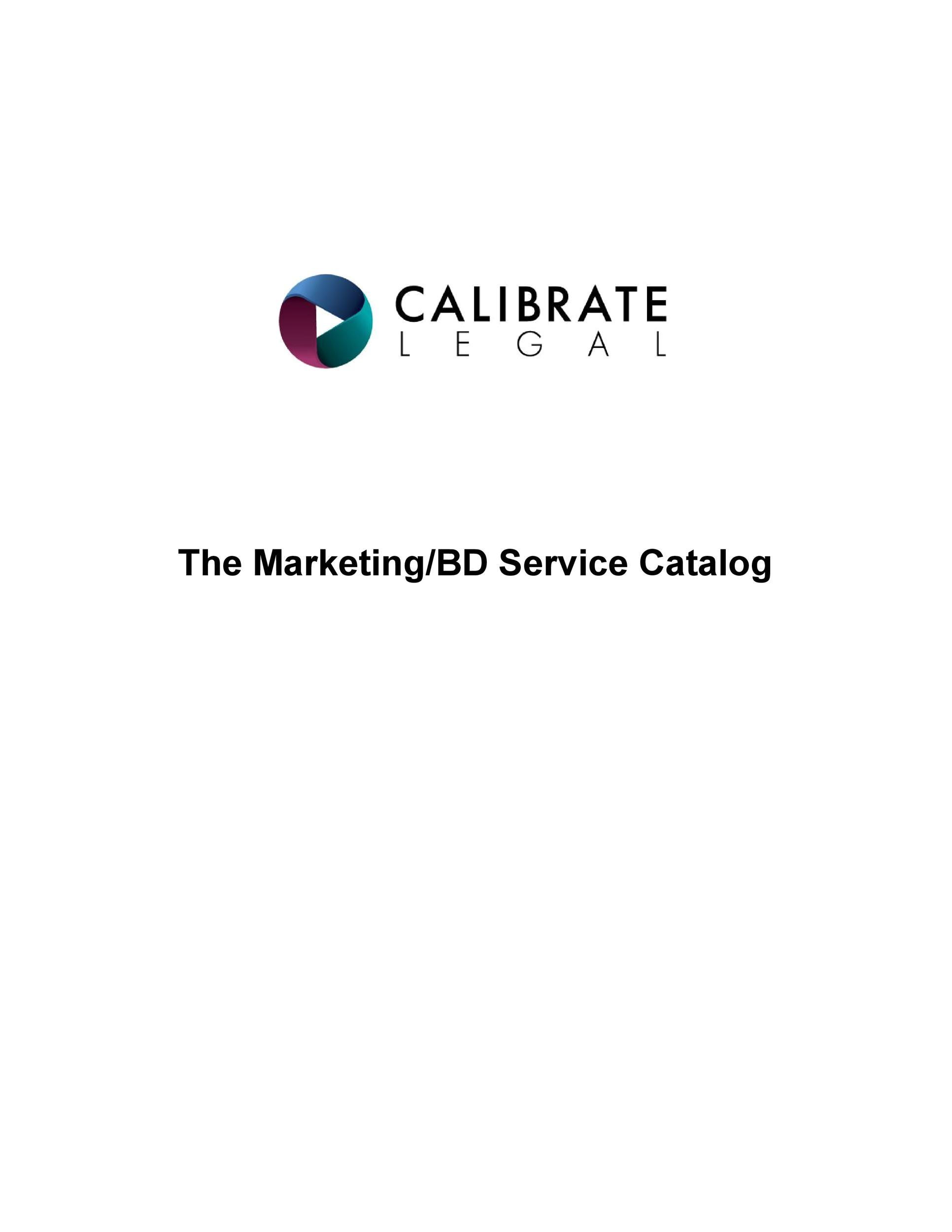 Free catalog template 50