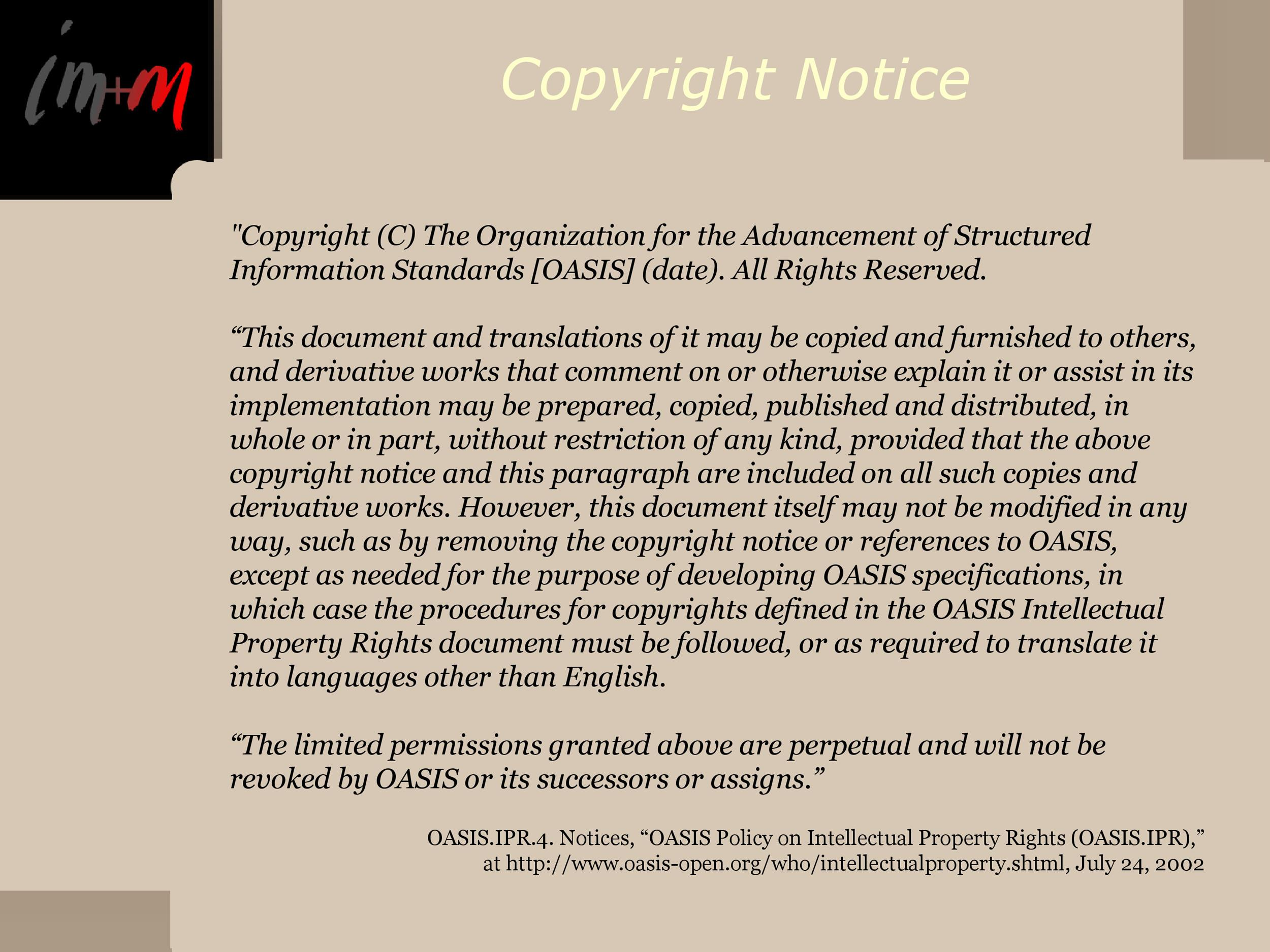 Free copyright notice example 07