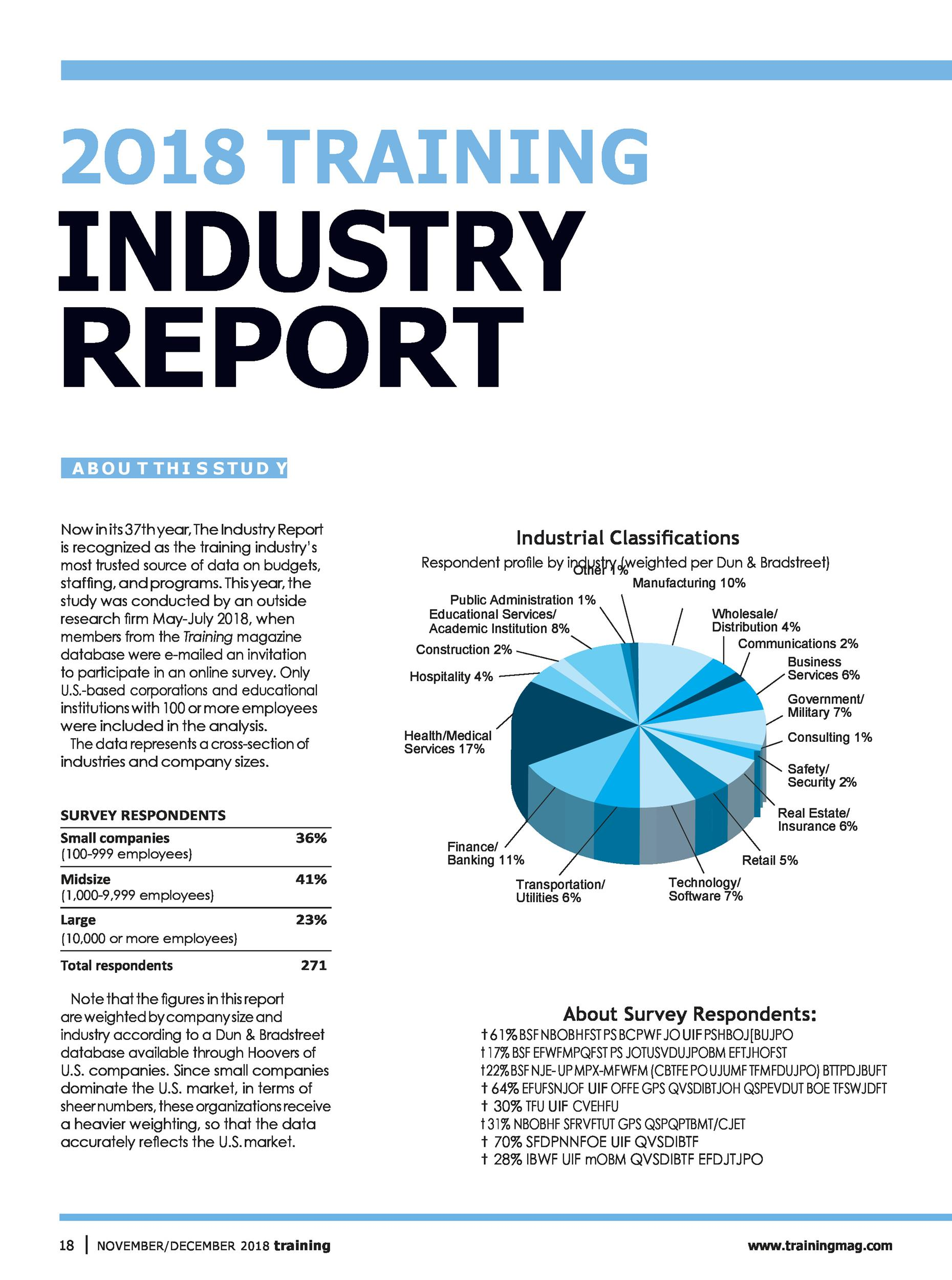 Free industry analysis example 17