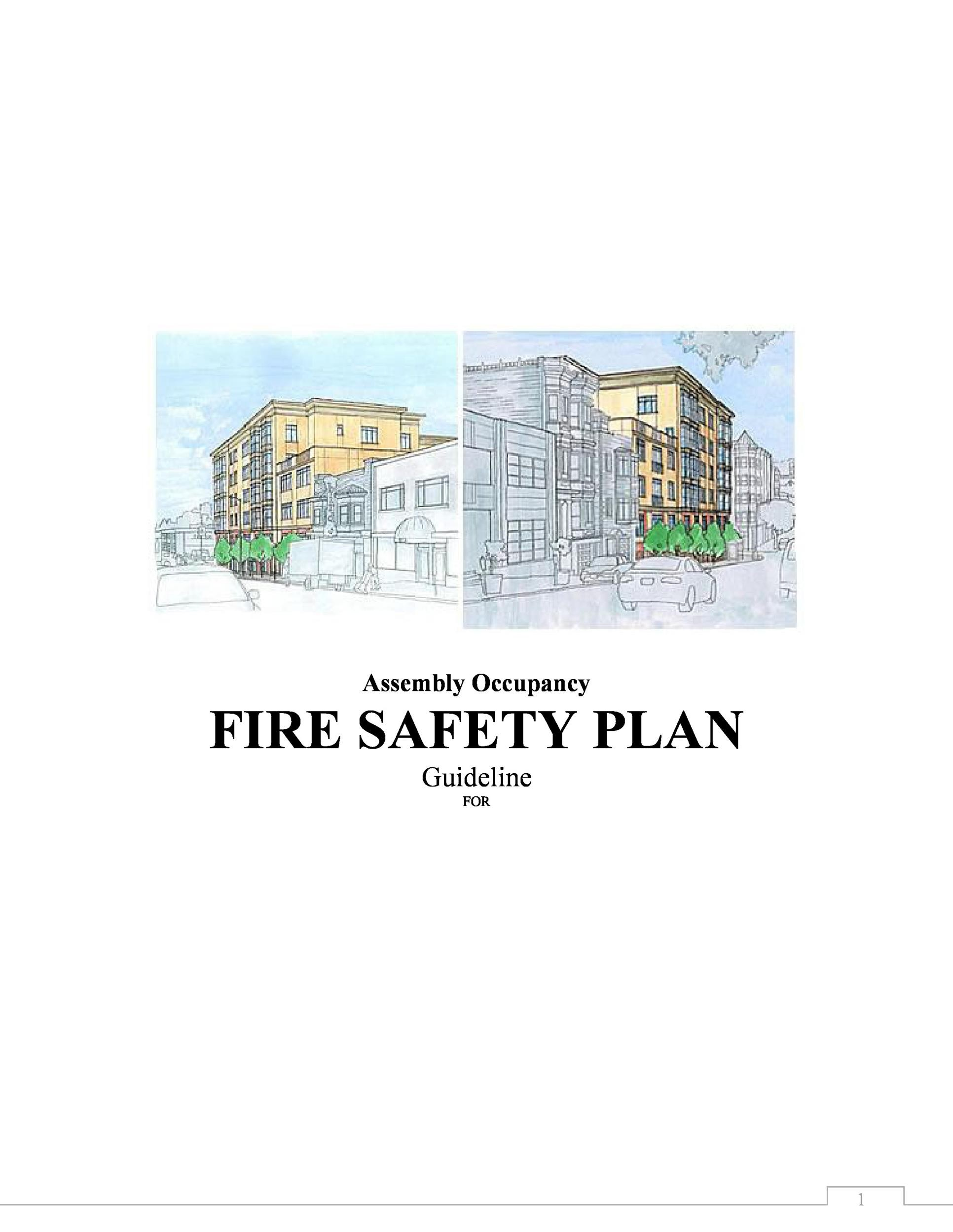 Free safety plan template 22