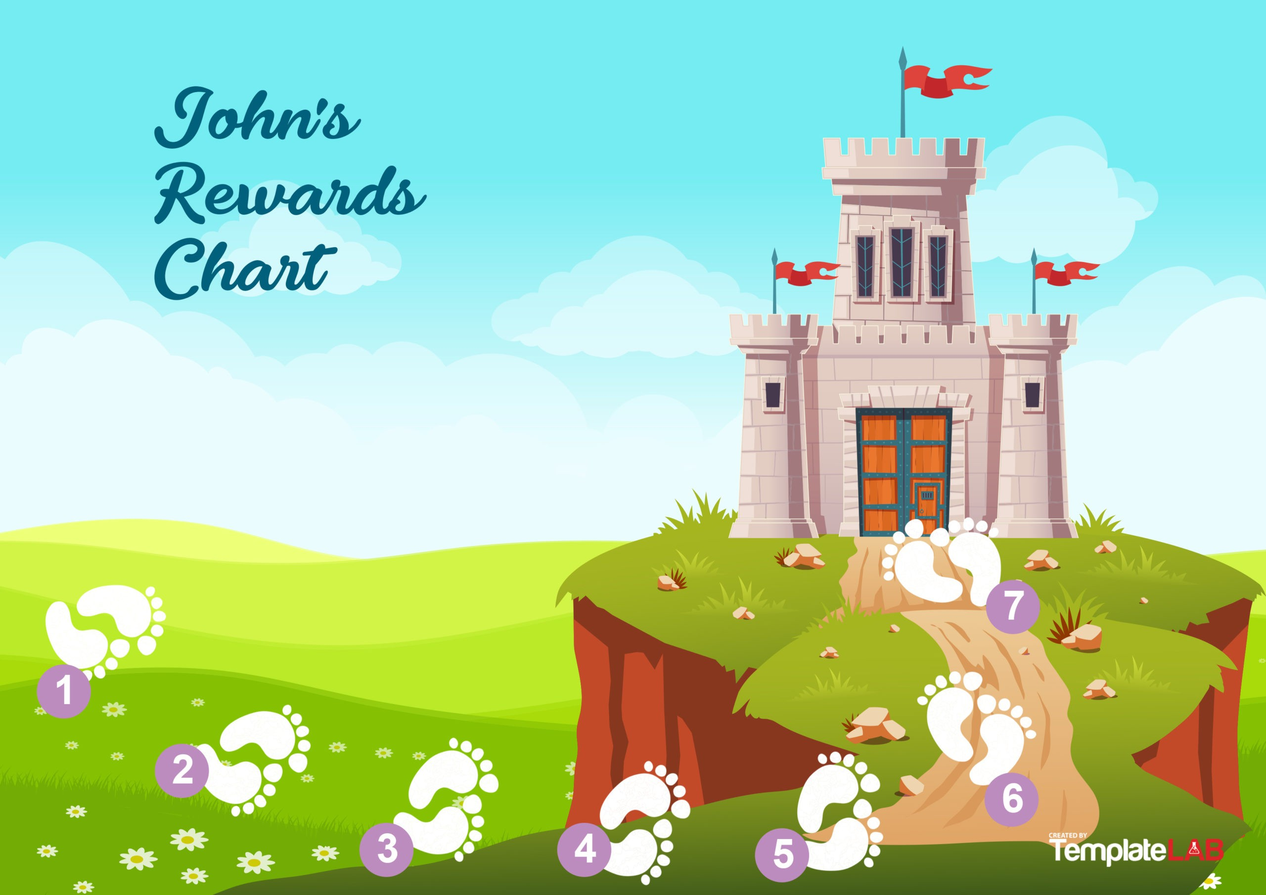 Free Rewards Chart 04
