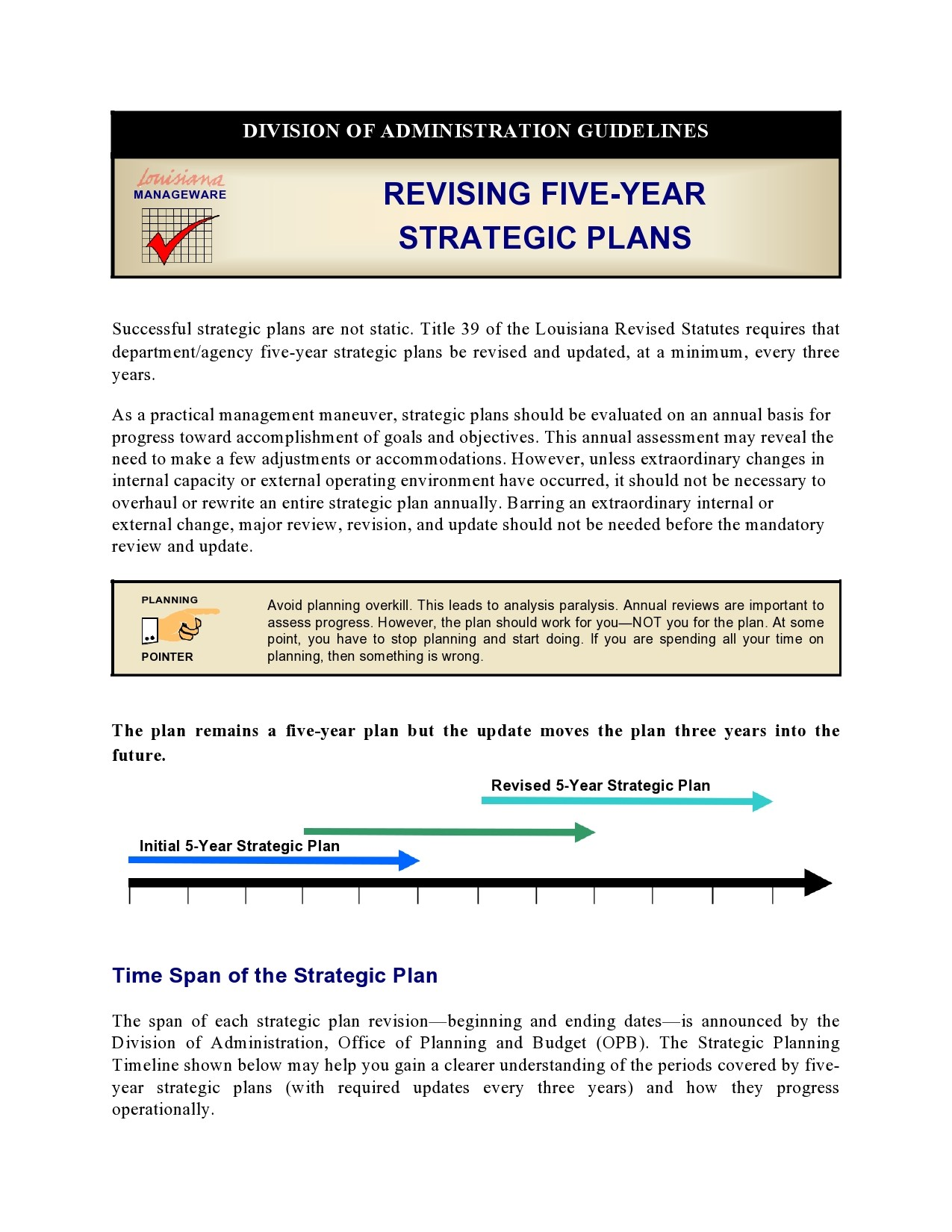 Free 5 year plan template 19