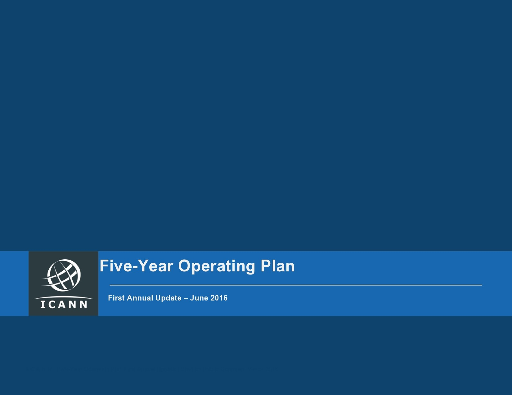 Free 5 year plan template 38