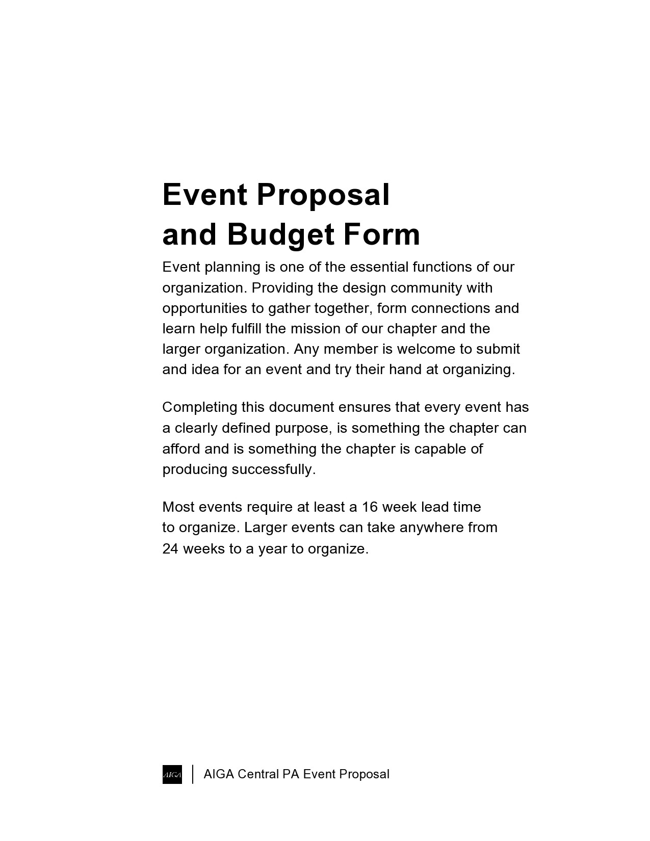 Free budget proposal template 22