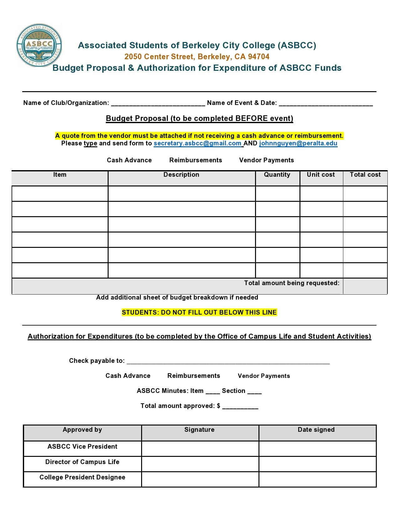 Free budget proposal template 25