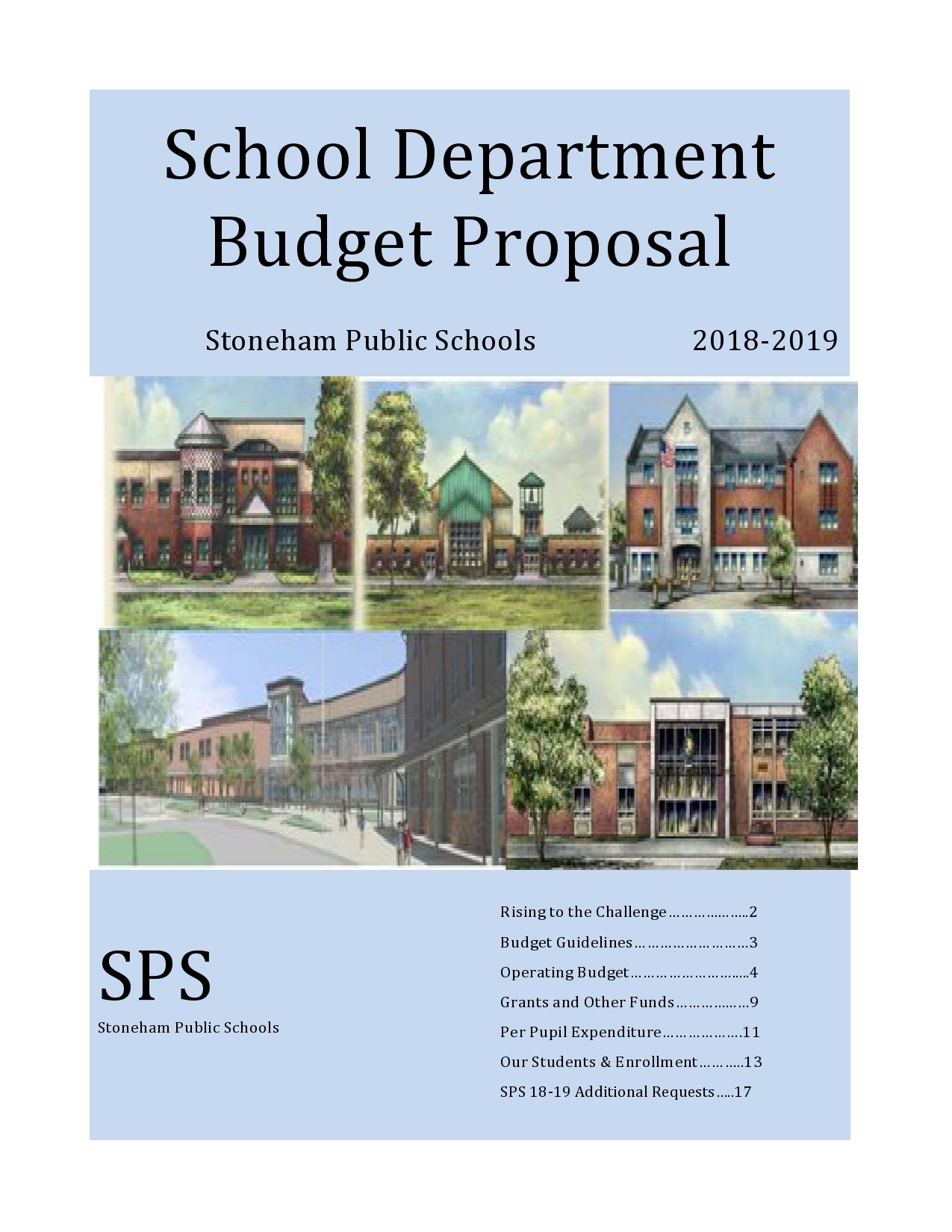 Free budget proposal template 48