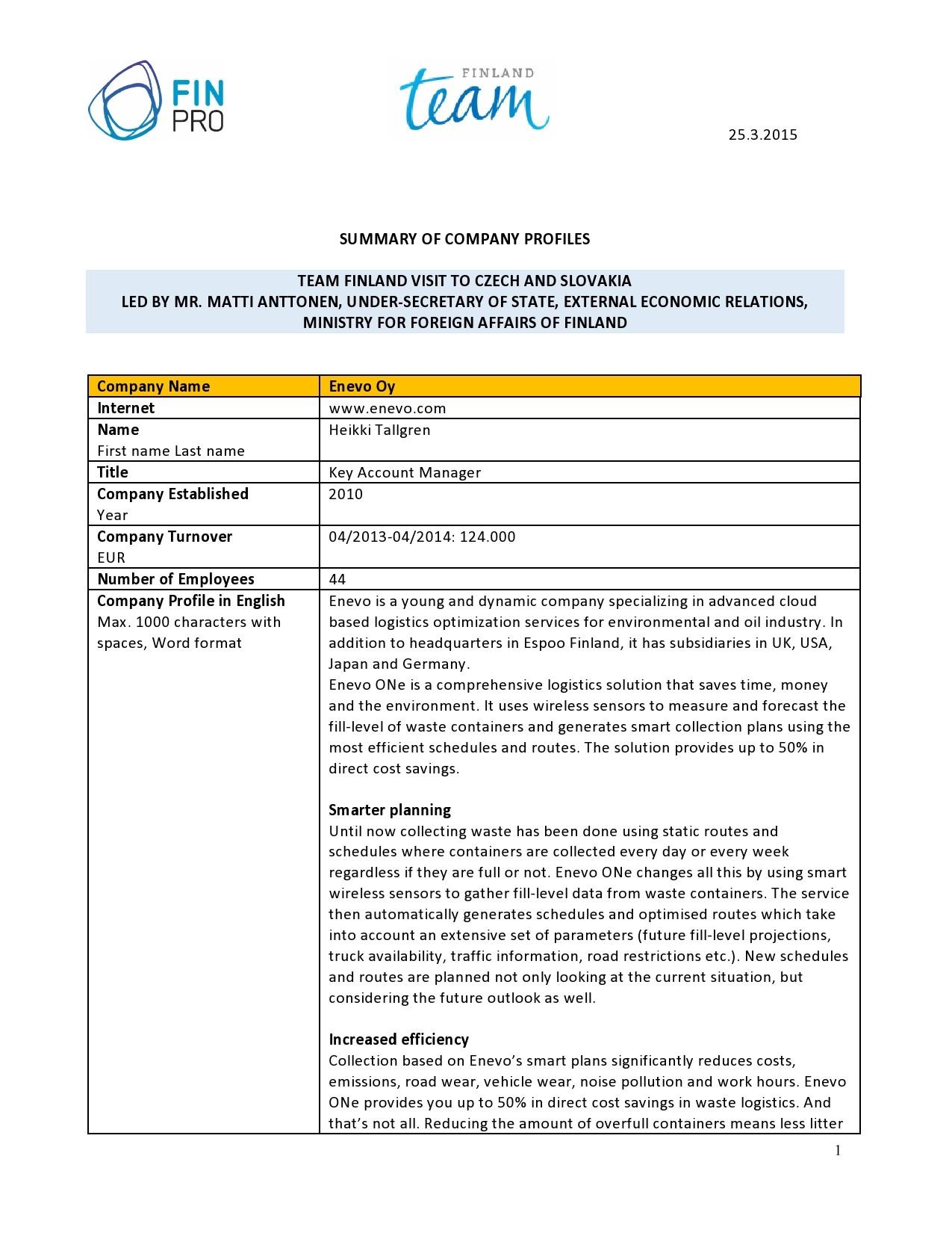 Free company profile template 30